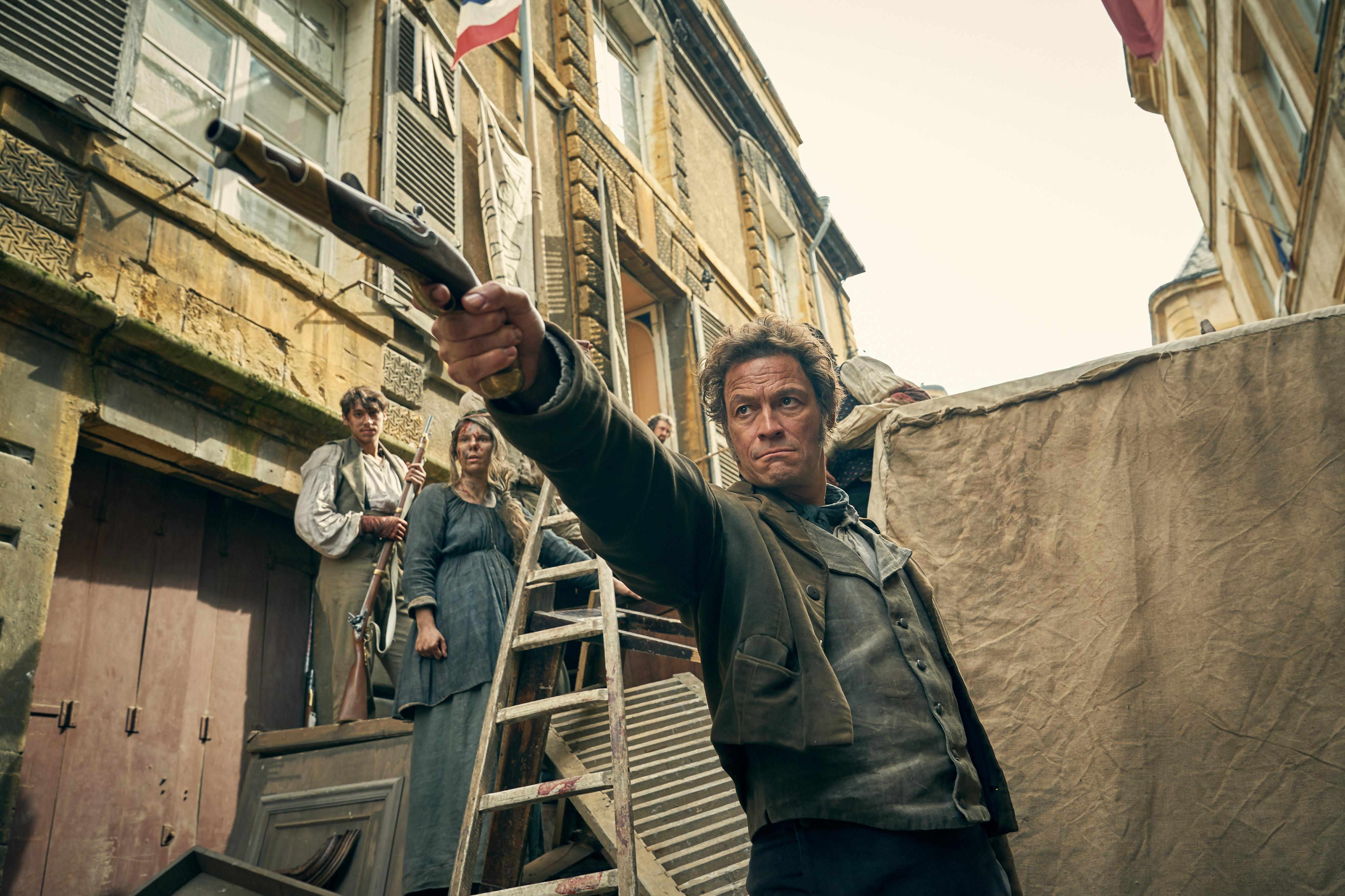 The week in TV: Les Misérables; Das Boot; Don McCullin: Looking for England; and more