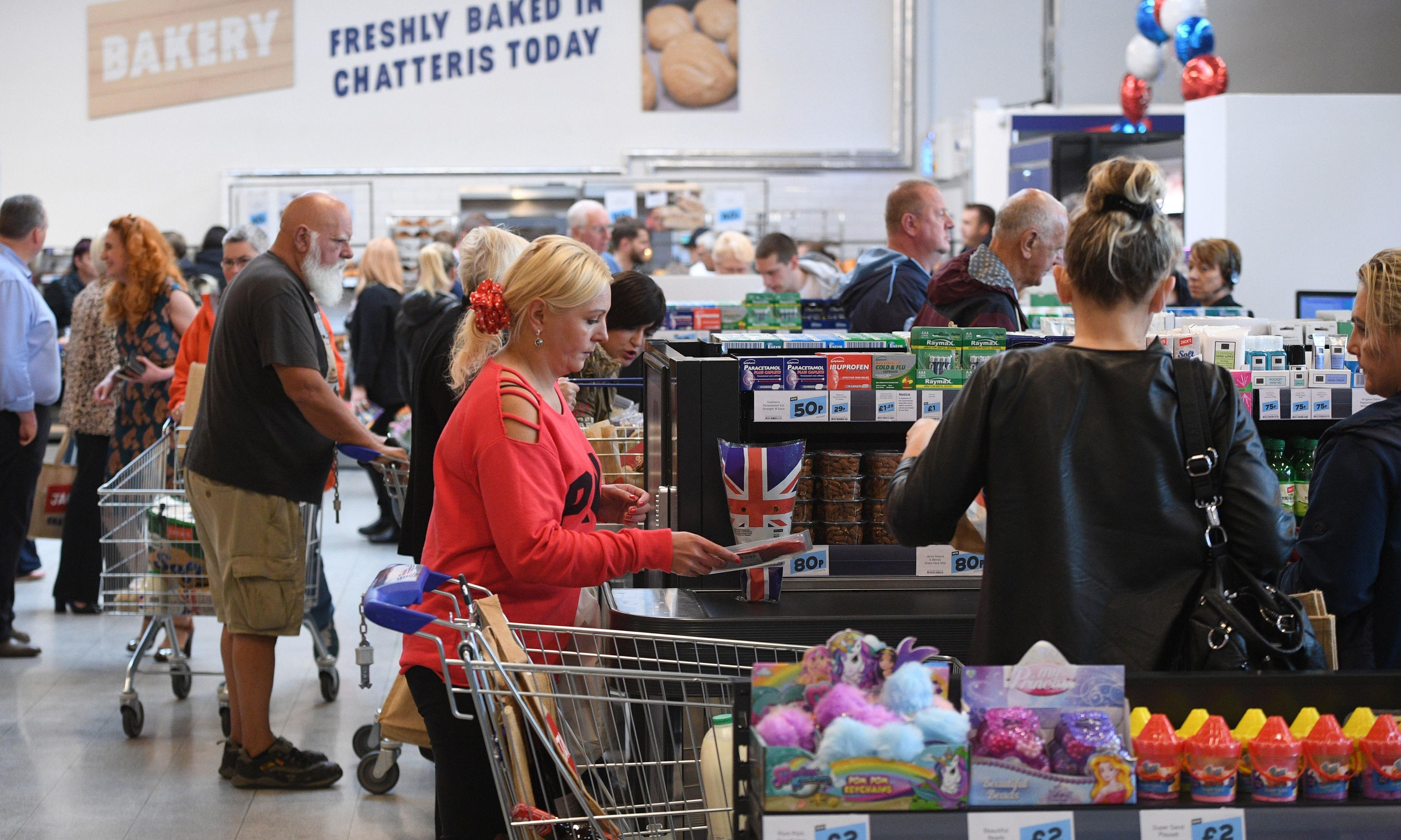 Slow growth takes shine off Tesco budget chain Jack's a year on