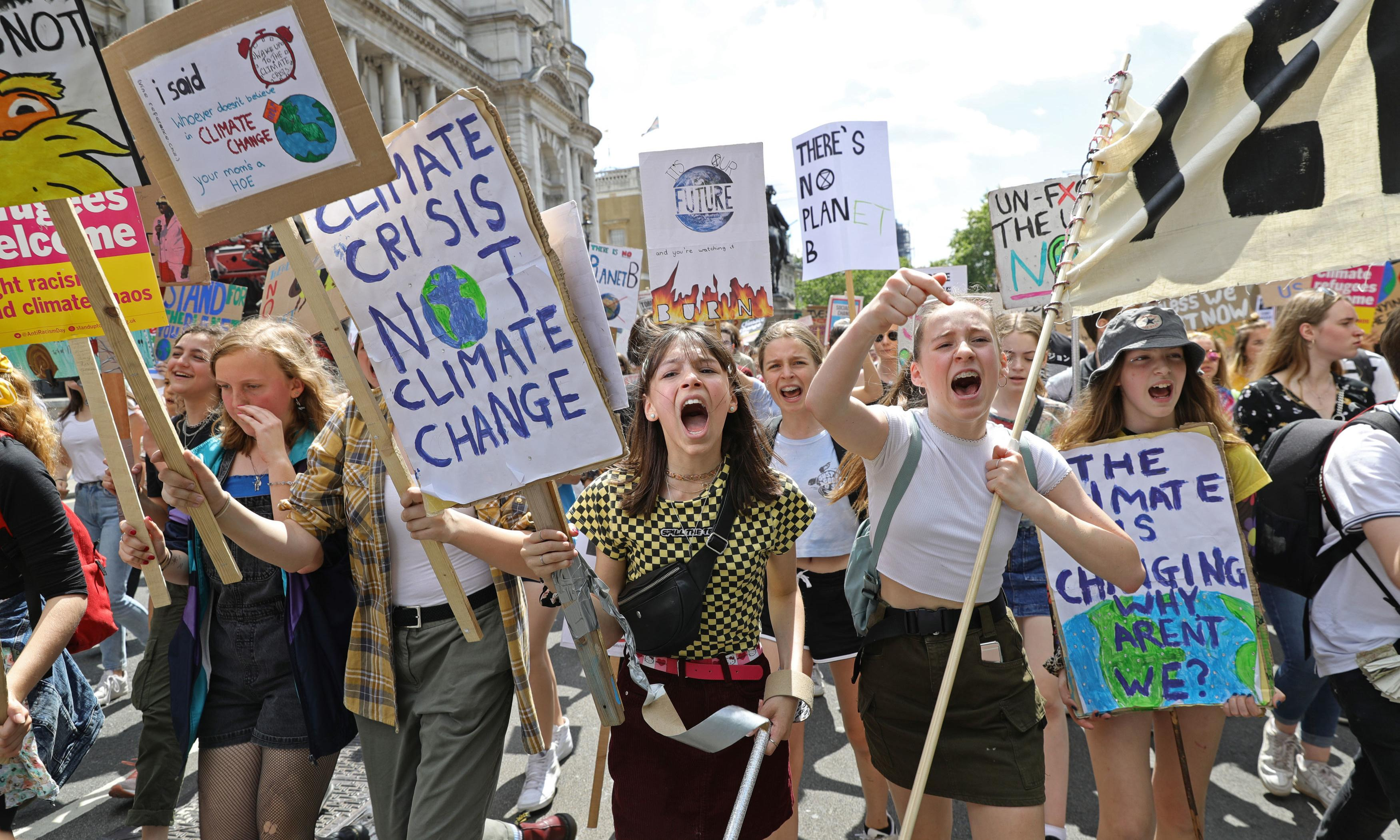 The Guardian view on climate crisis: what can we do?