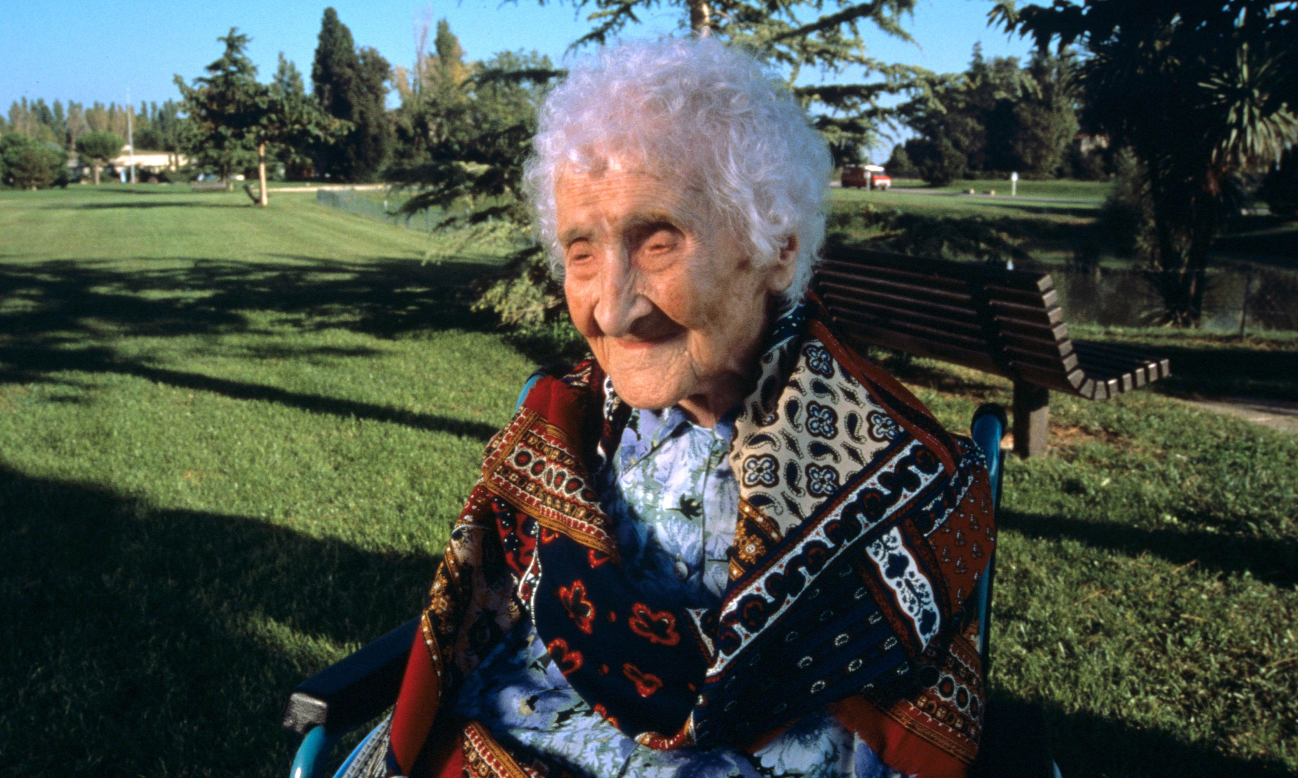 Age 105? Then you've a better chance of living even longer