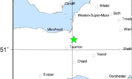 Somerset earthquake measuring 3.2 magnitude shakes houses