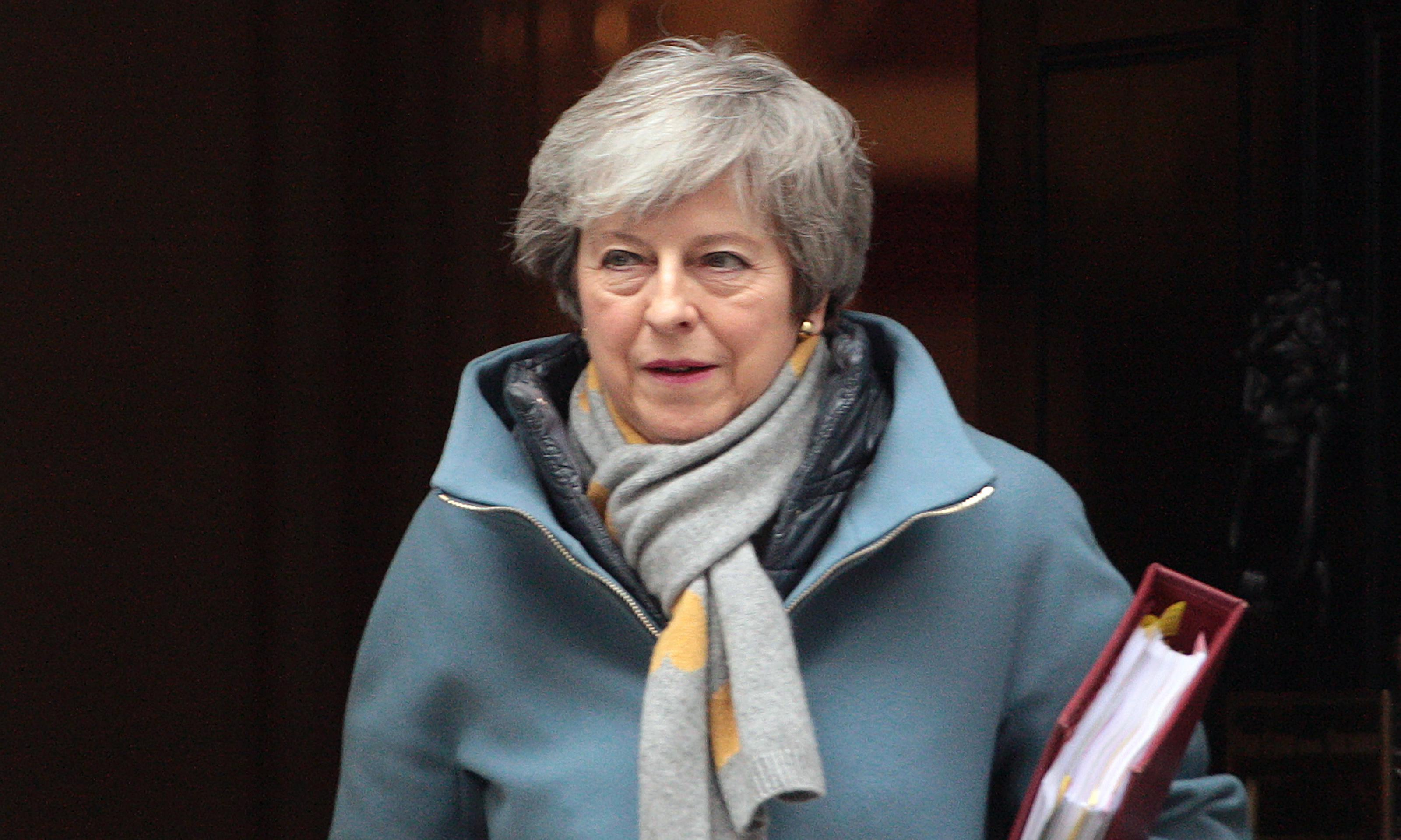 May will scrap third vote on Brexit deal unless it has 'realistic' chance