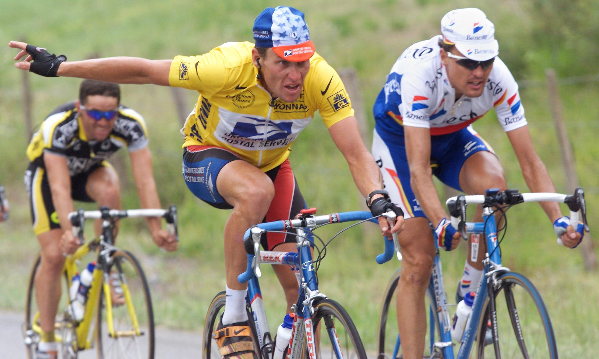Back in Pau: 20 years on from Lance Armstrong's first Tour win