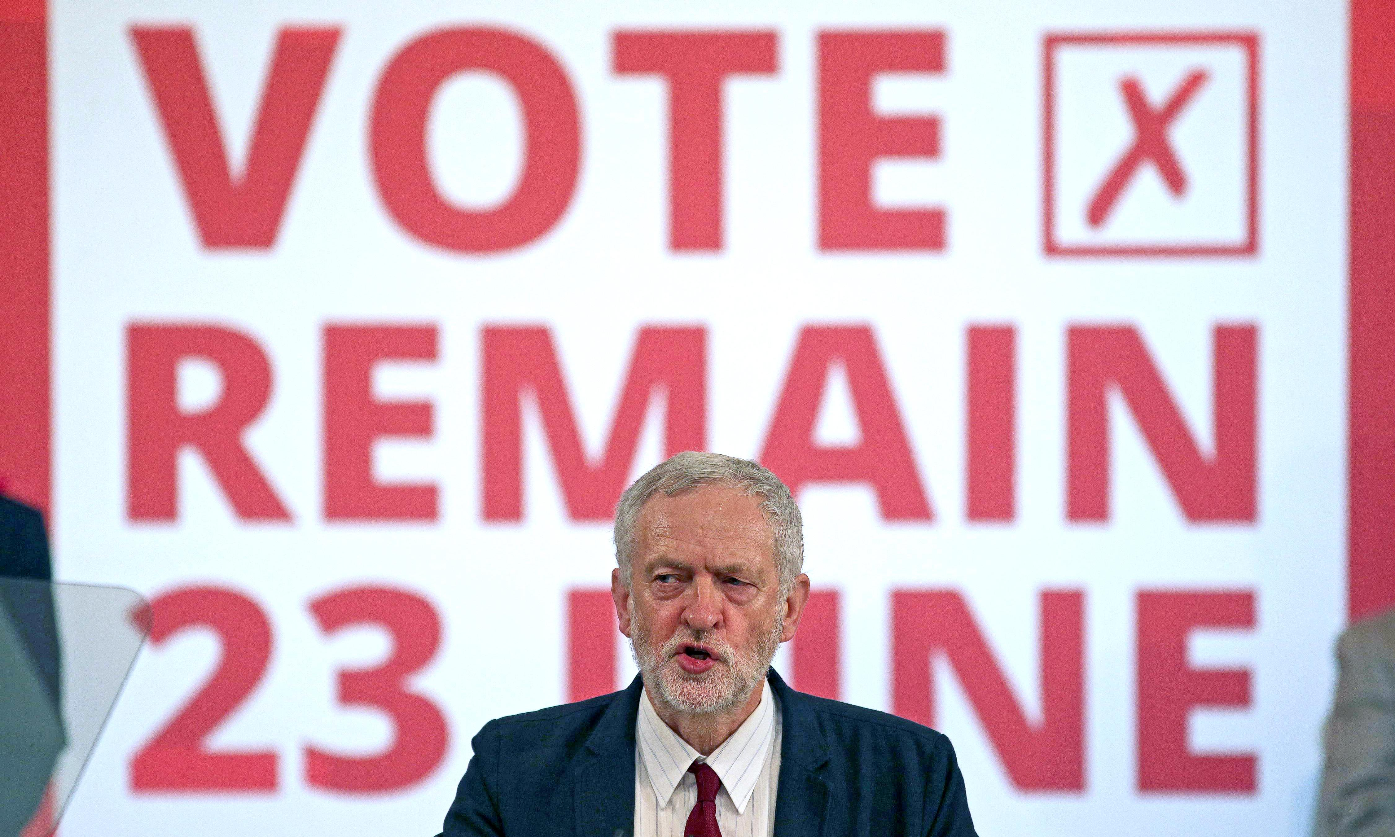 Corbyn's failed Brexit strategy sealed Labour's fate