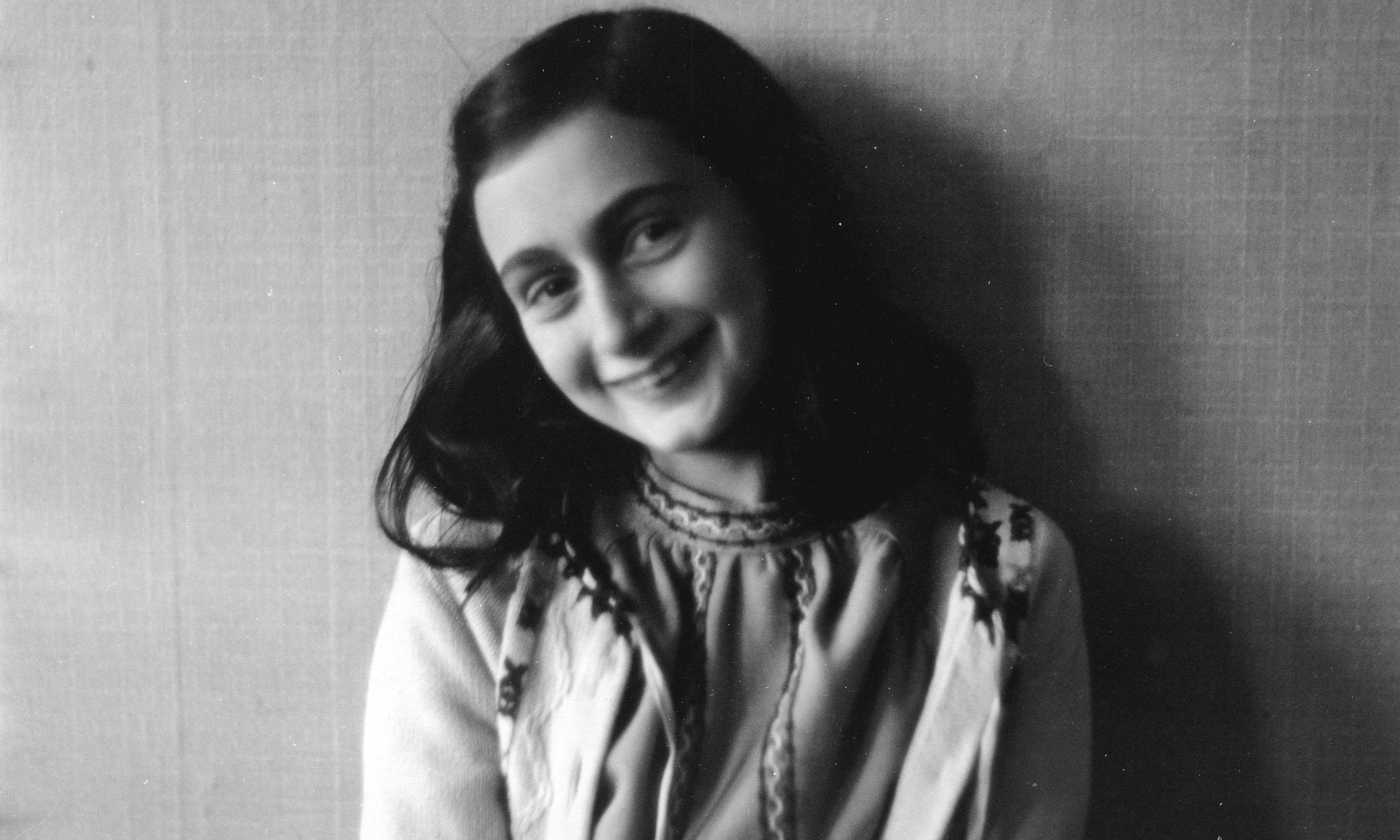 Unseen Anne Frank letters illuminate life before confinement