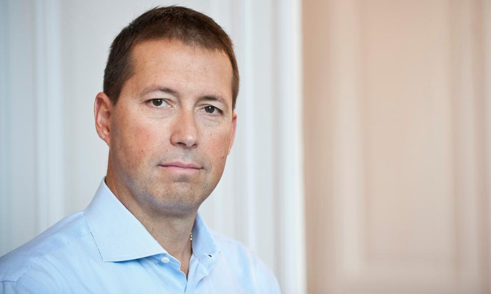 Mark Tluszcz, co-founder of Mangrove Capital Partners, says VCs have a 50:50 chance of success.
