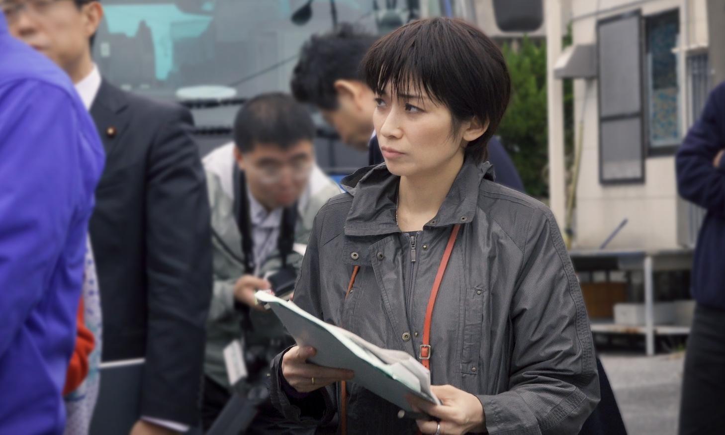 Isoko Mochizuki, the 'troublesome' thorn in Shinzo Abe's side