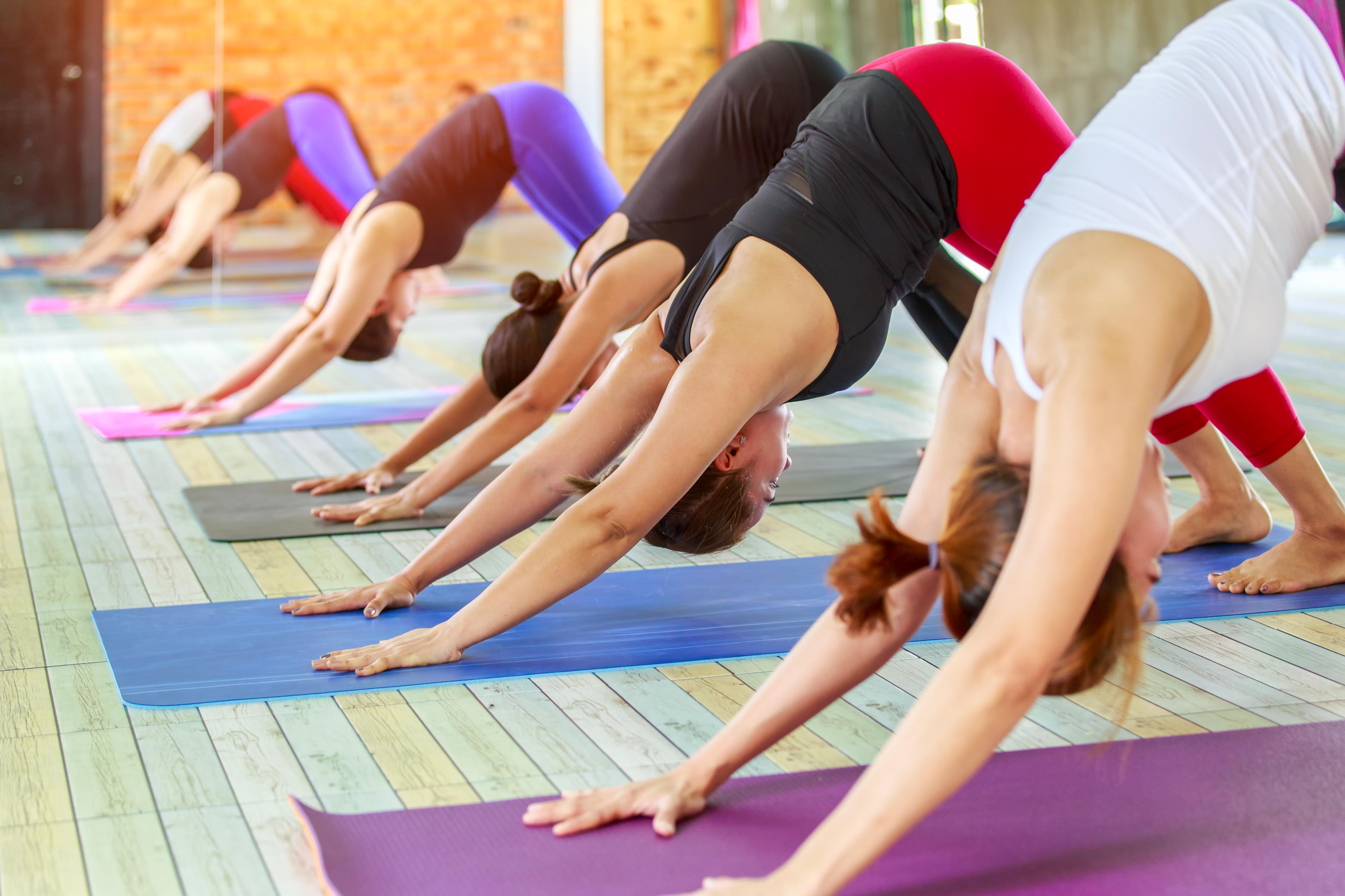 Touching in yoga is touchy indeed - and it should be