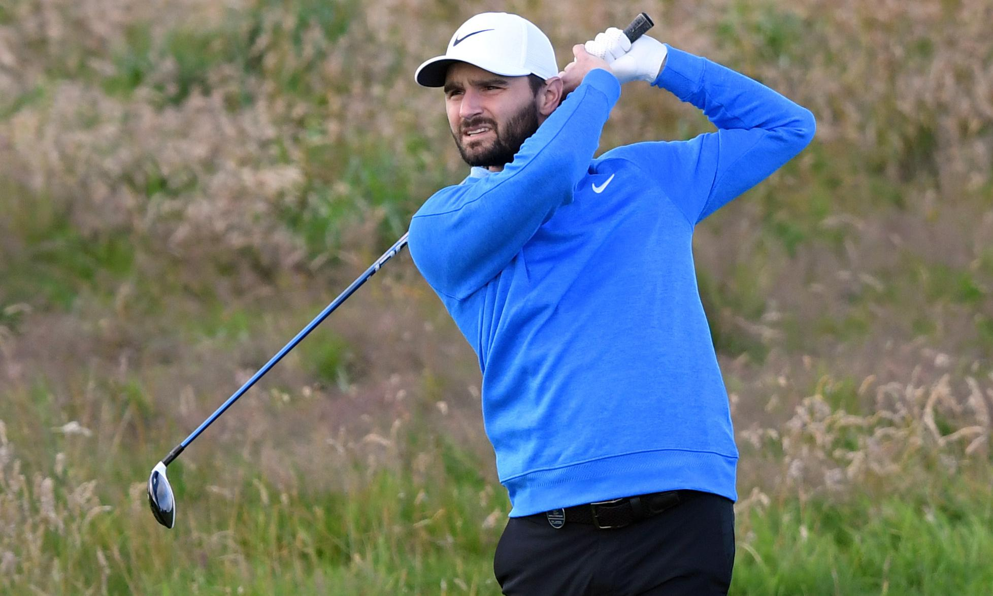 Fore fail: Stanley strikes back after stray ball hits mother of partner's caddie