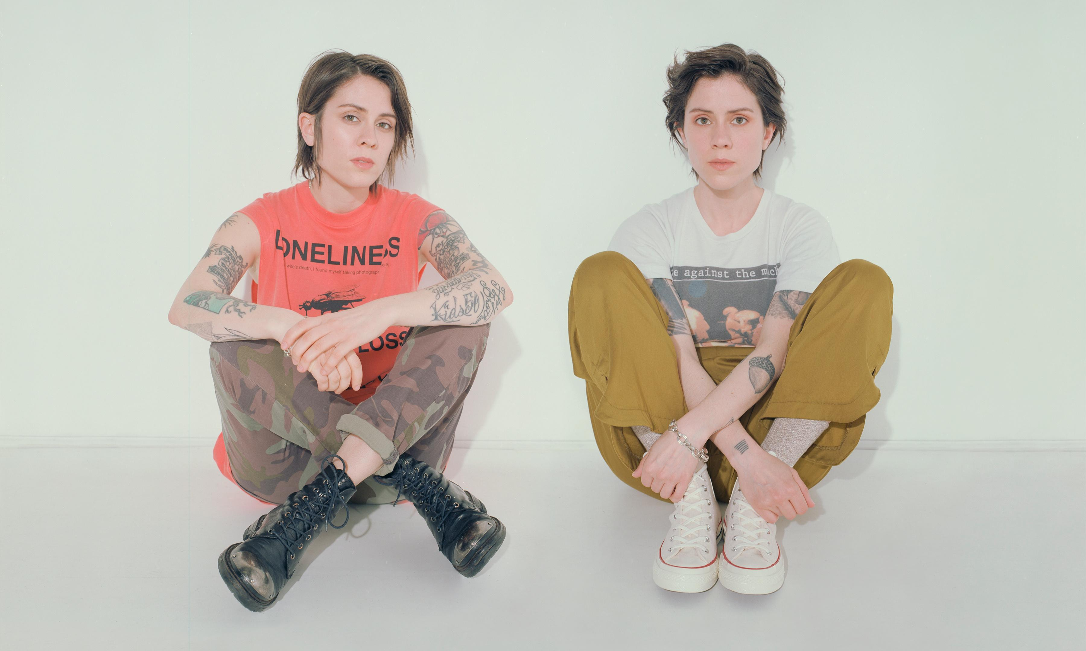 Tegan and Sara: Hey, I'm Just Like You review – Canadian twins revisit their youth