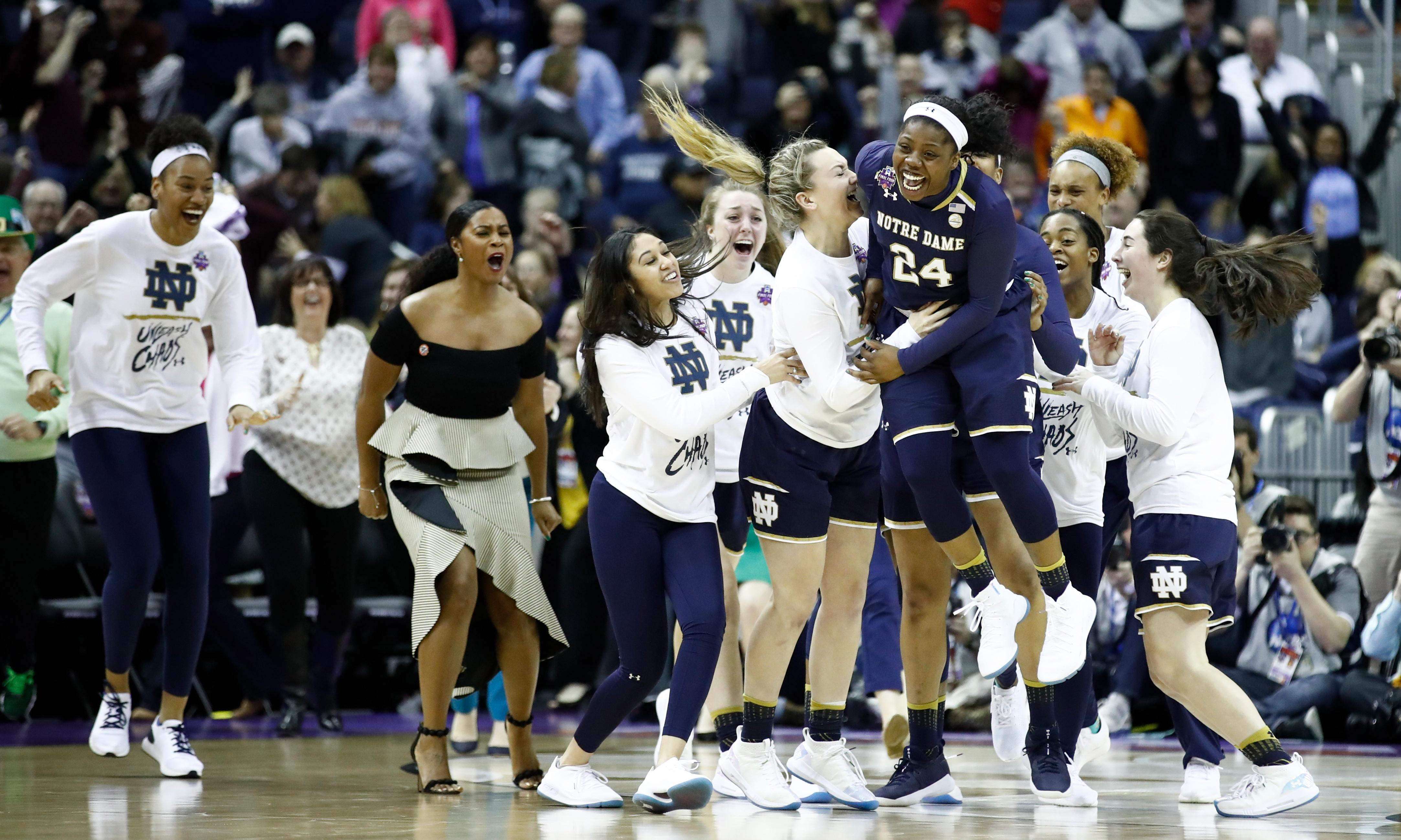 Women's NCAA Tournament: 11-time champs UConn miss out on No1 seed