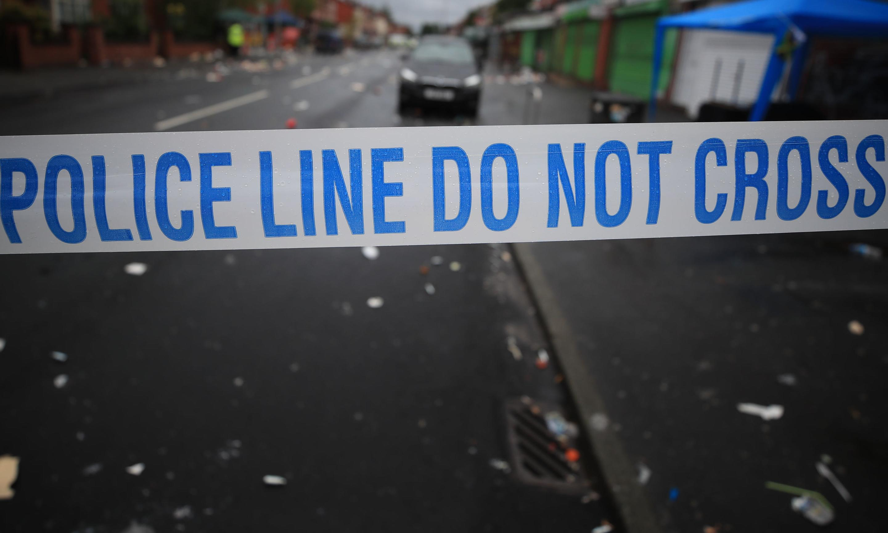 Haringey shooting: teenager taken to hospital in life-threatening condition