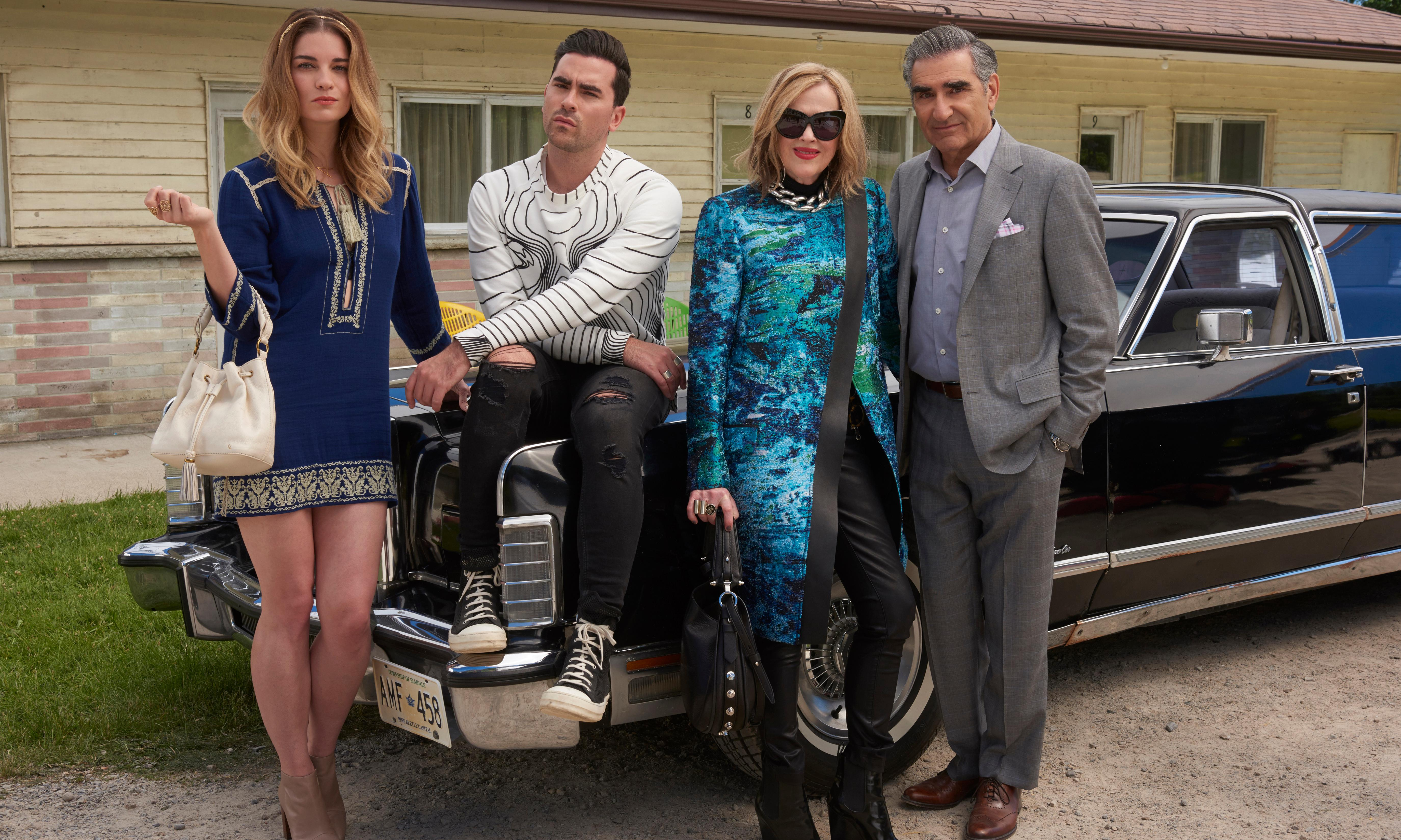 Schitt's Creek: the funniest sitcom you're (probably) not watching