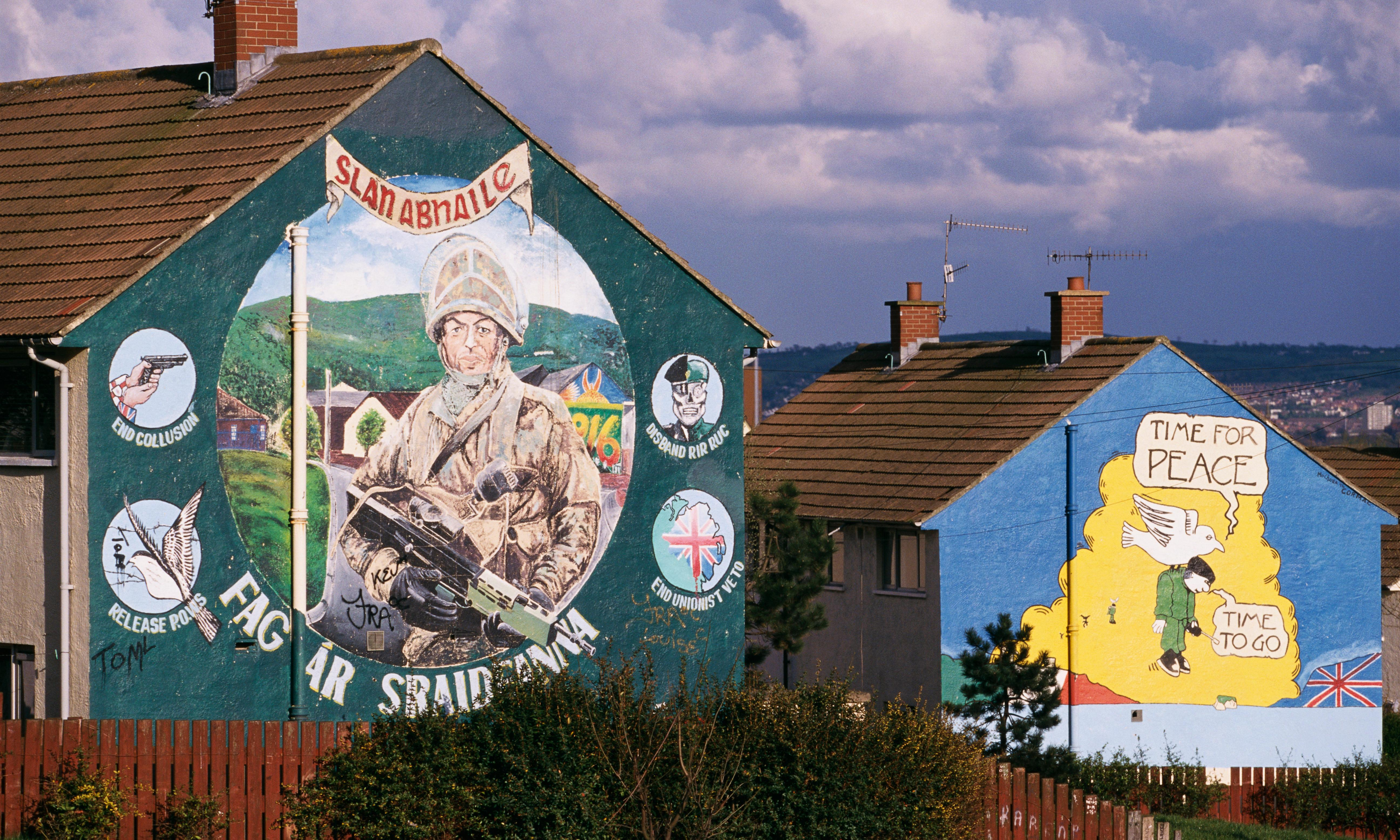 David Keenan on Belfast: 'It's like a different planet, where different rules apply'