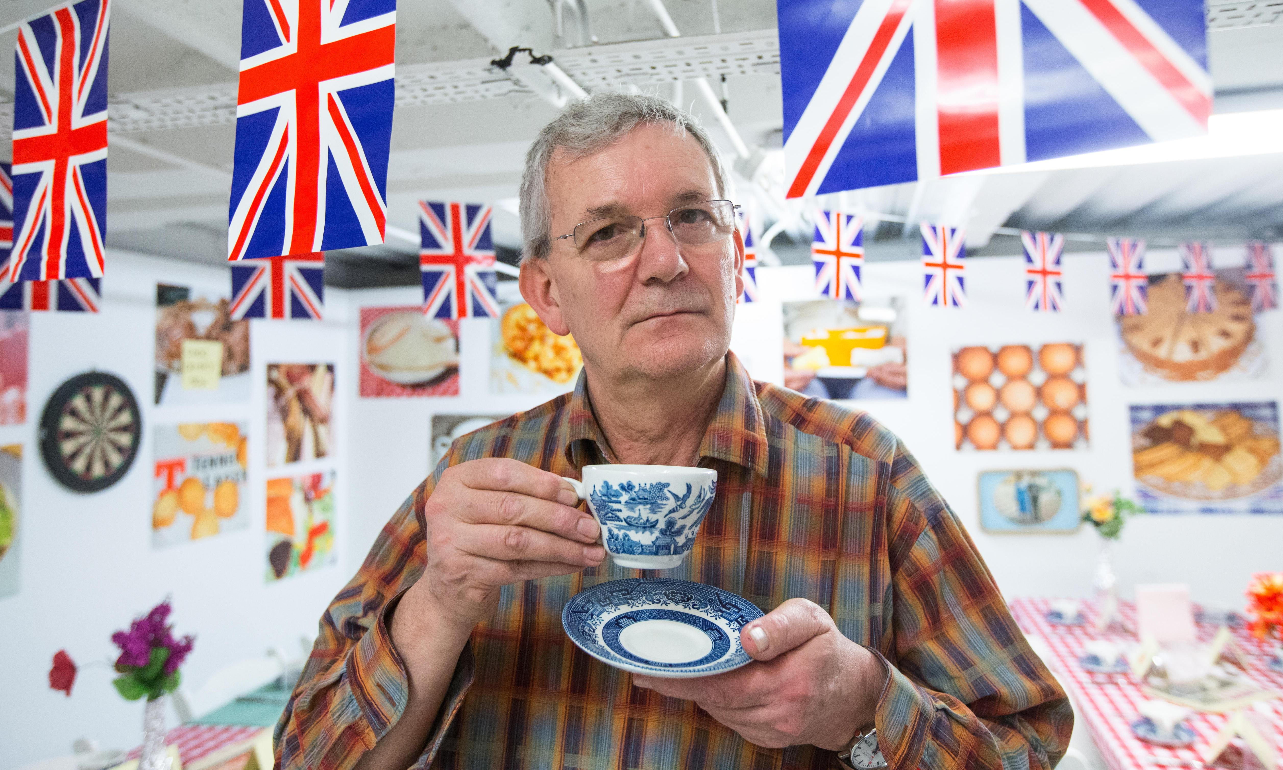 Martin Parr: 'There's no time for being intimidated'