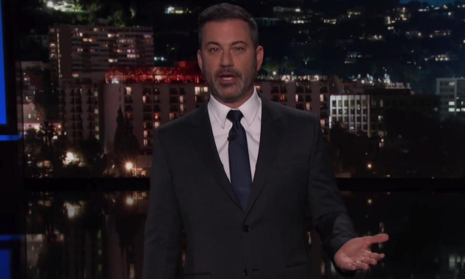 Jimmy Kimmel on Trump: 'Does he ever do any actual president work?'