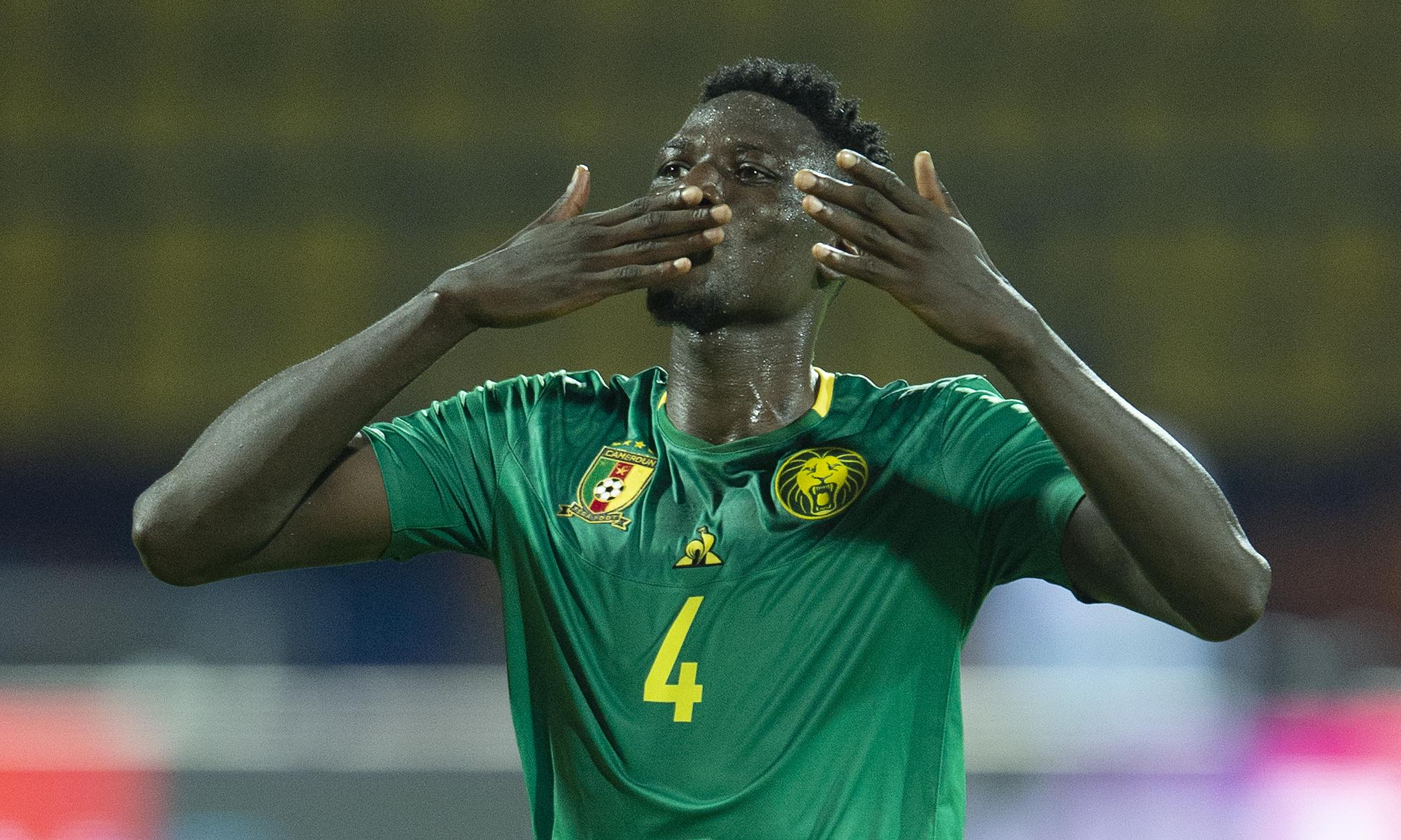 Africa Cup of Nations: Yaya Banana gets holders Cameroon off to winning start