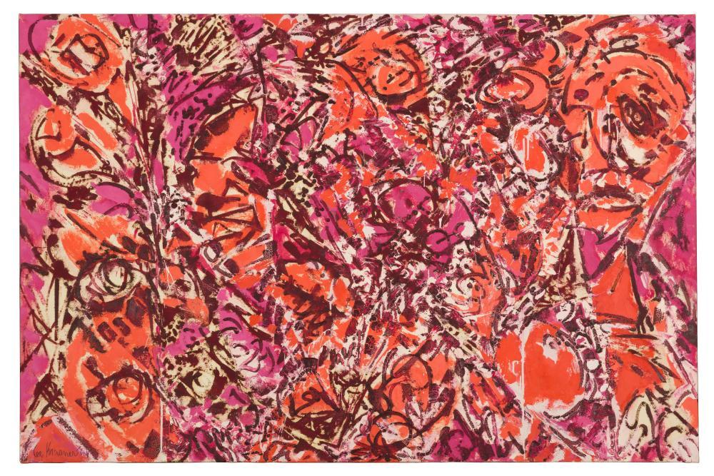 Icarus, 1964, by Lee Krasner