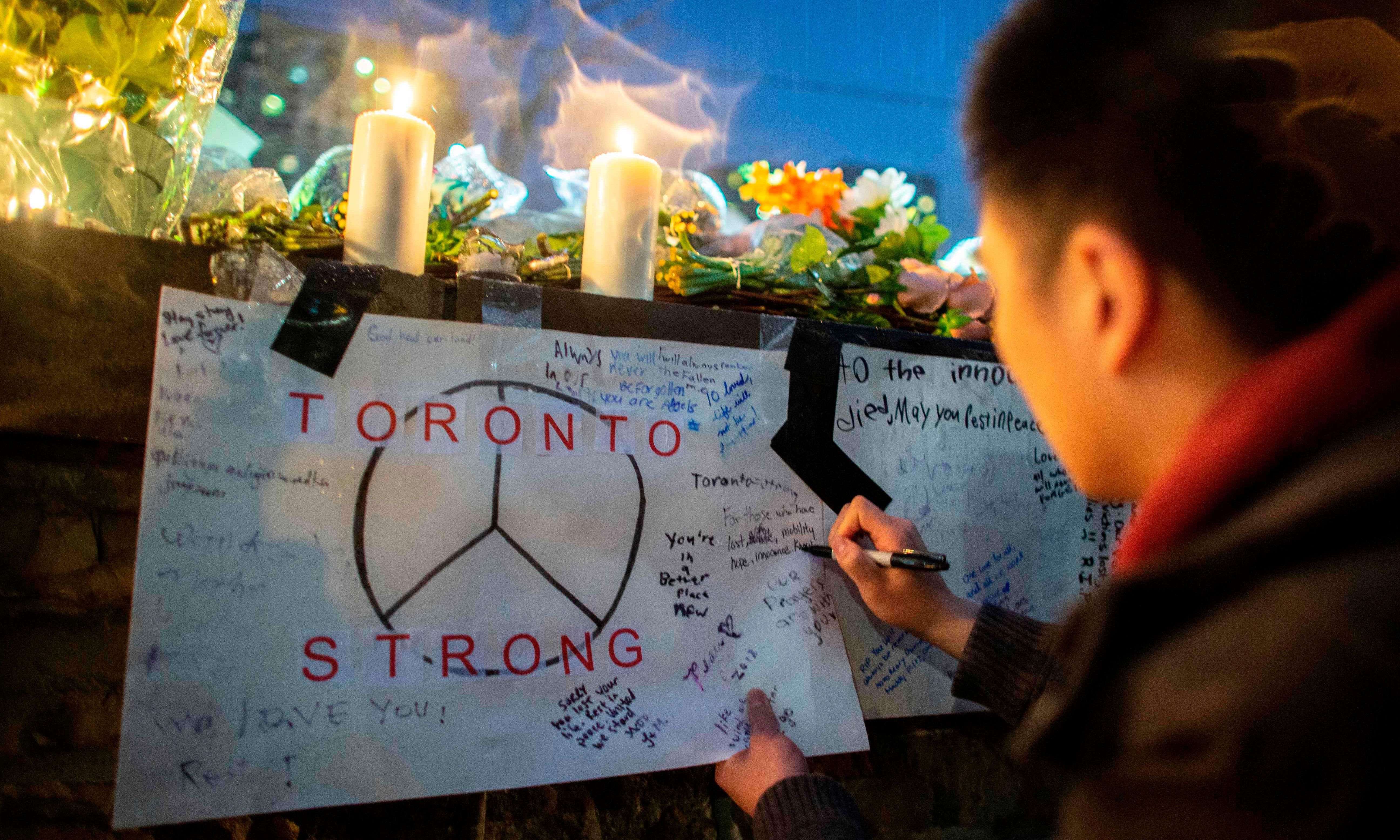 Toronto van attack suspect says he was 'radicalized' online by 'incels'
