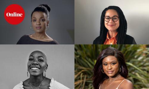 Nesrine Malik; Francesca Sobande, Chante Joseph and Bola Babalola