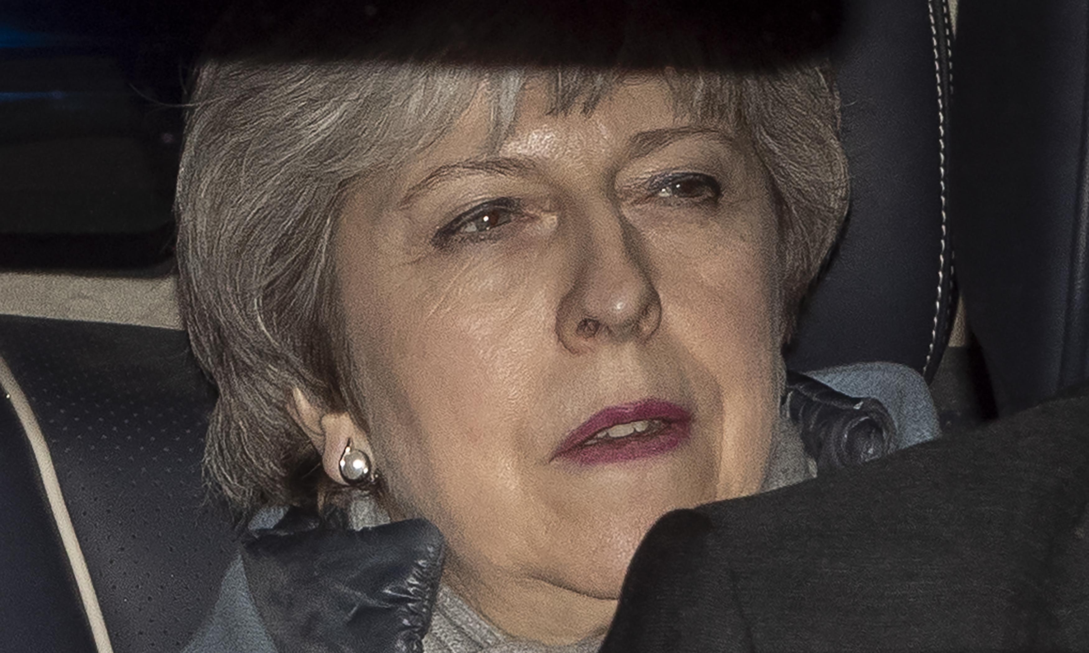 As Tory MPs plot May's downfall, her last allies battle for her survival