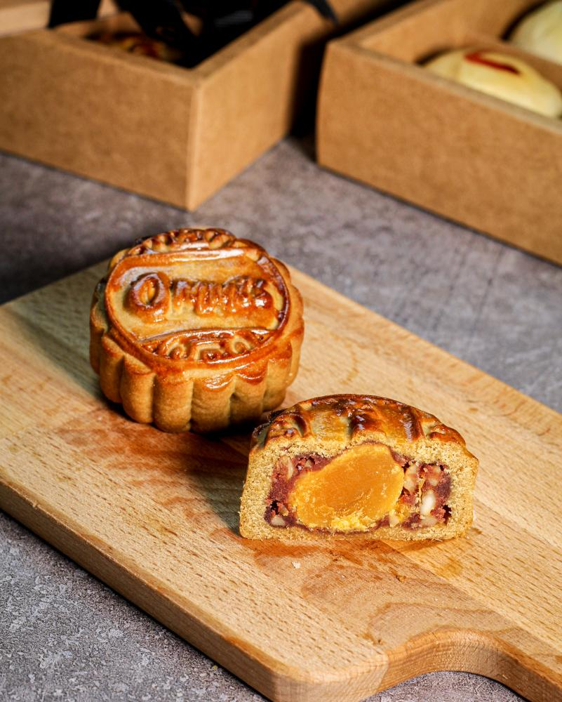 Ommi's Food and Co's specialty mooncake