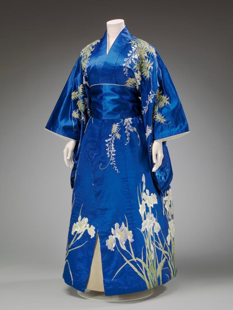 A kimono from the exhibition.