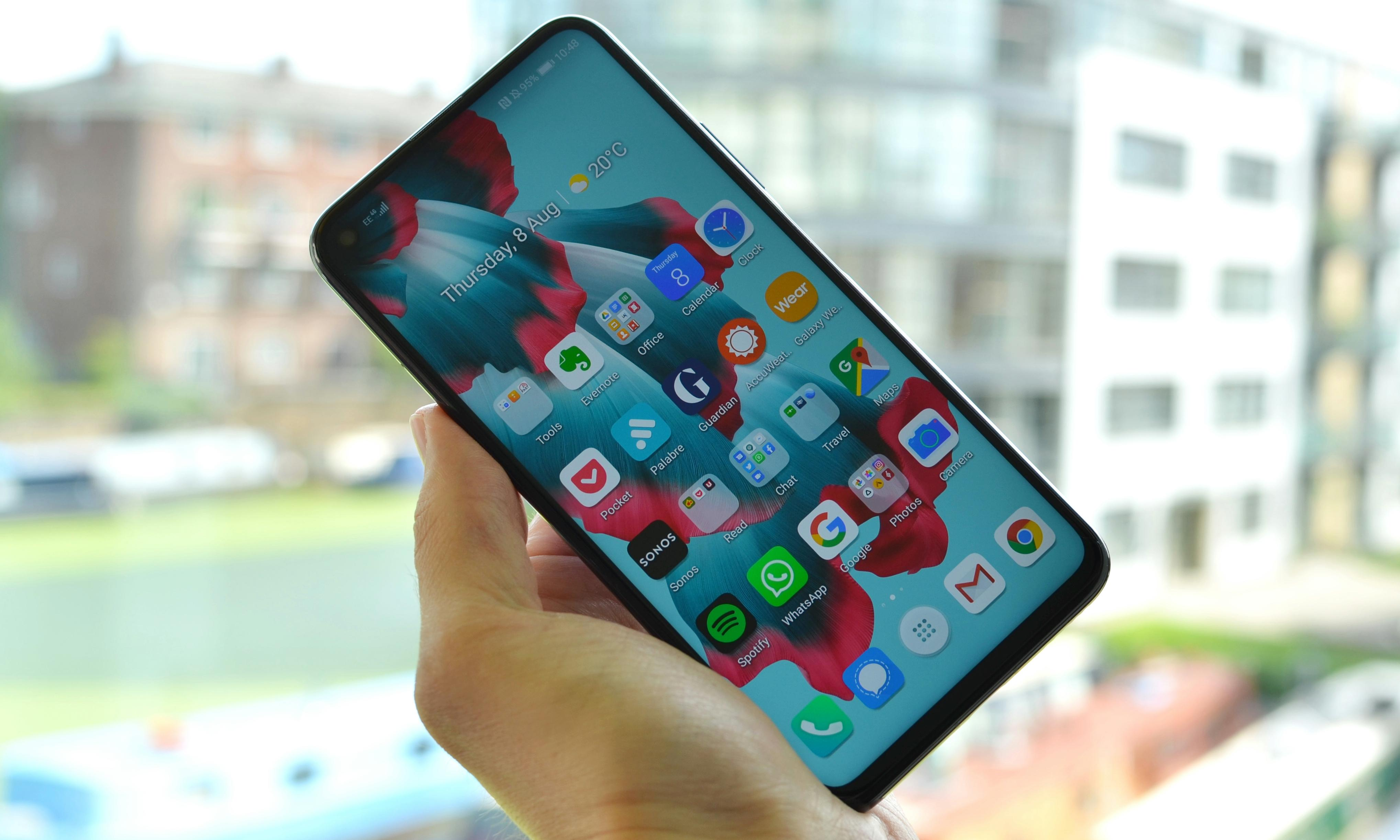 Honor 20 Pro review: it's all about the camera