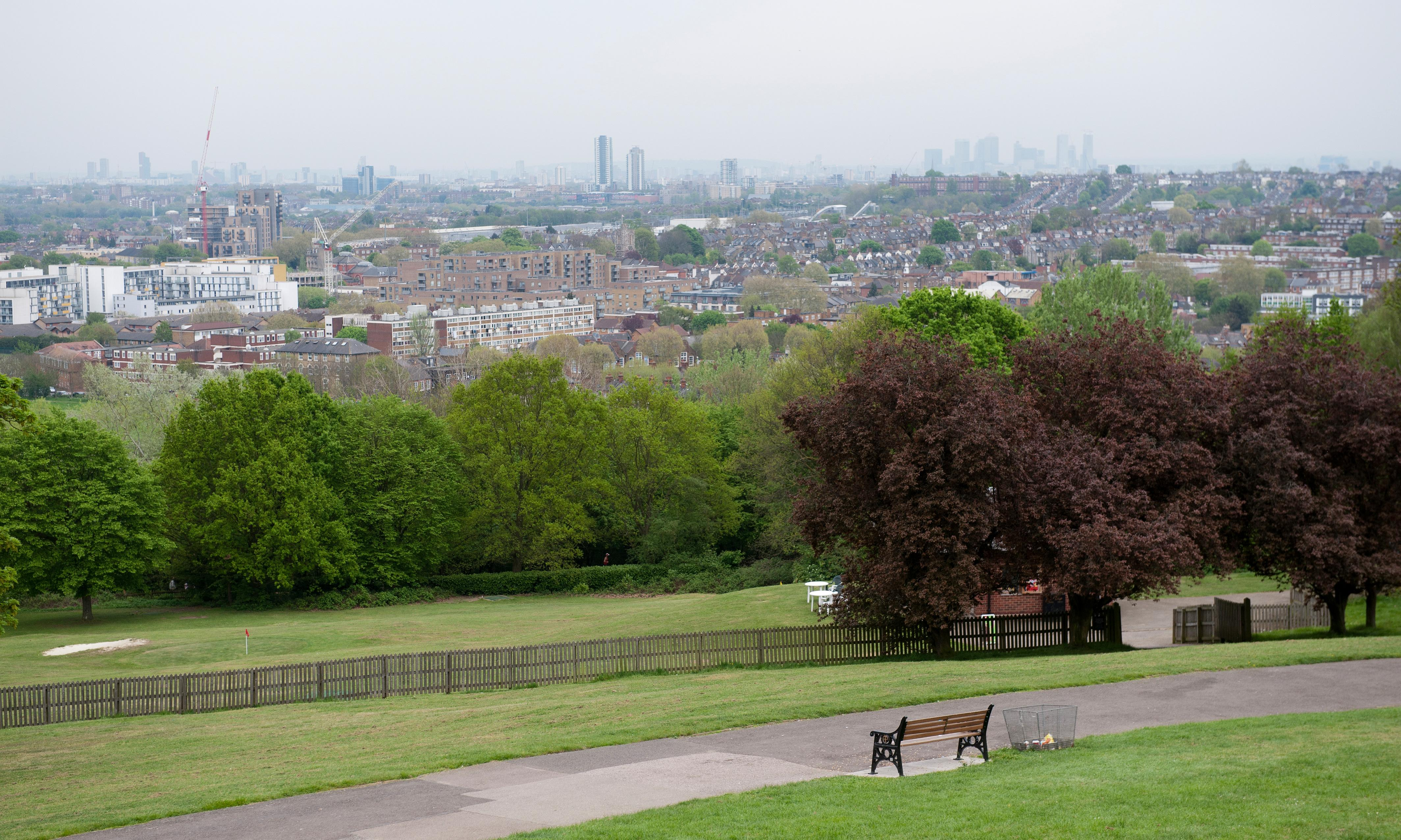 Let's move to Hornsey, north London: pricey, yes, but not bad for these parts