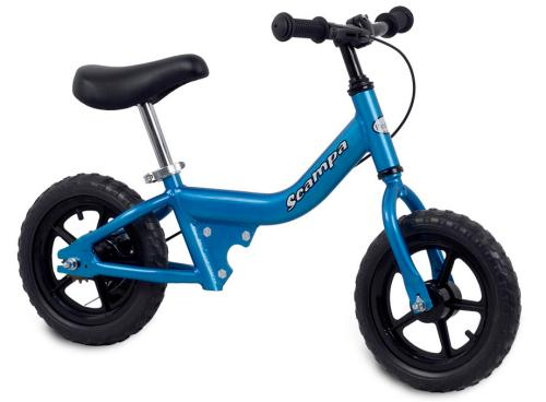 Easy rider: learning is fun and simple with the Scampa from Pedibal