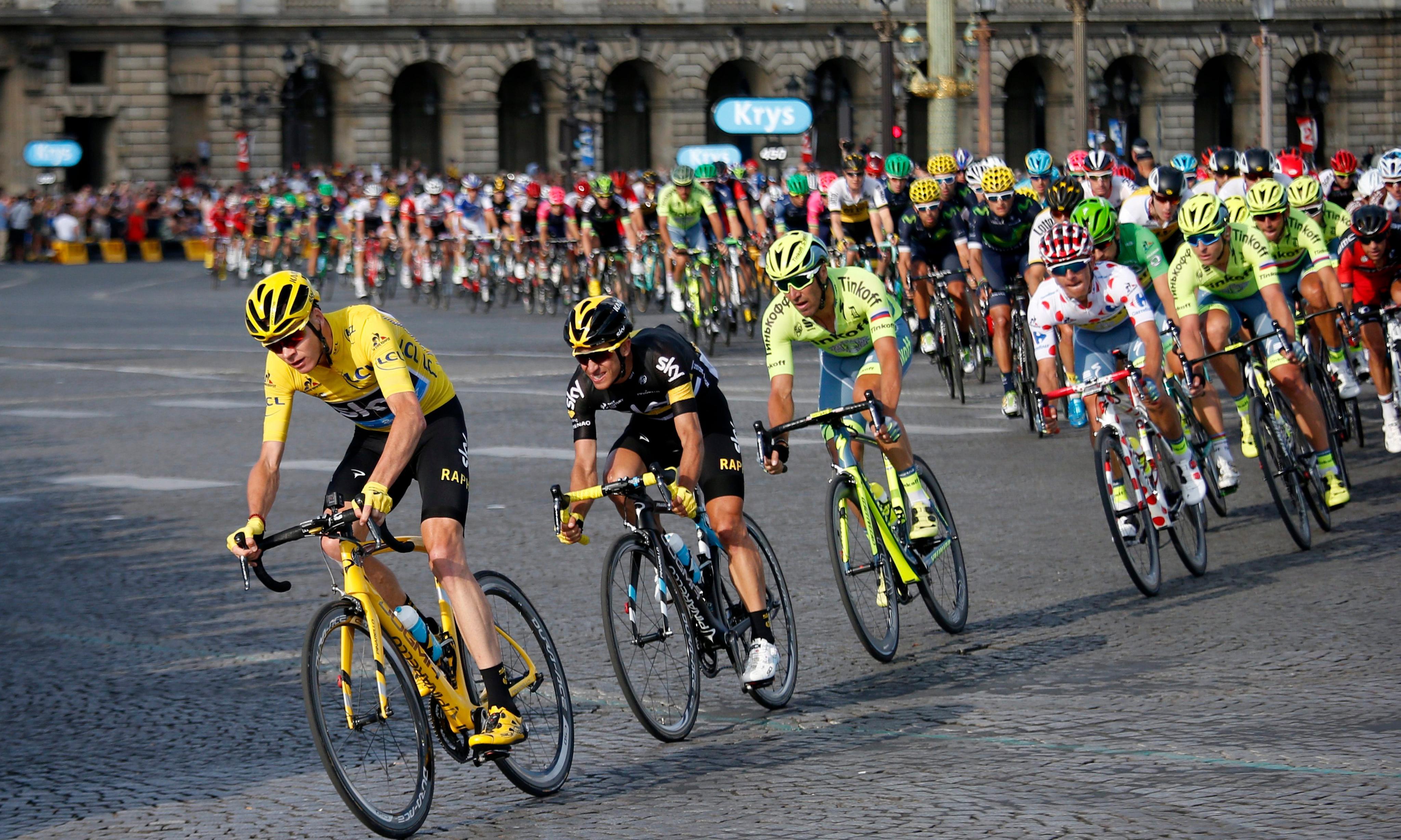 Chris Froome's Tour de France win puts him among greats