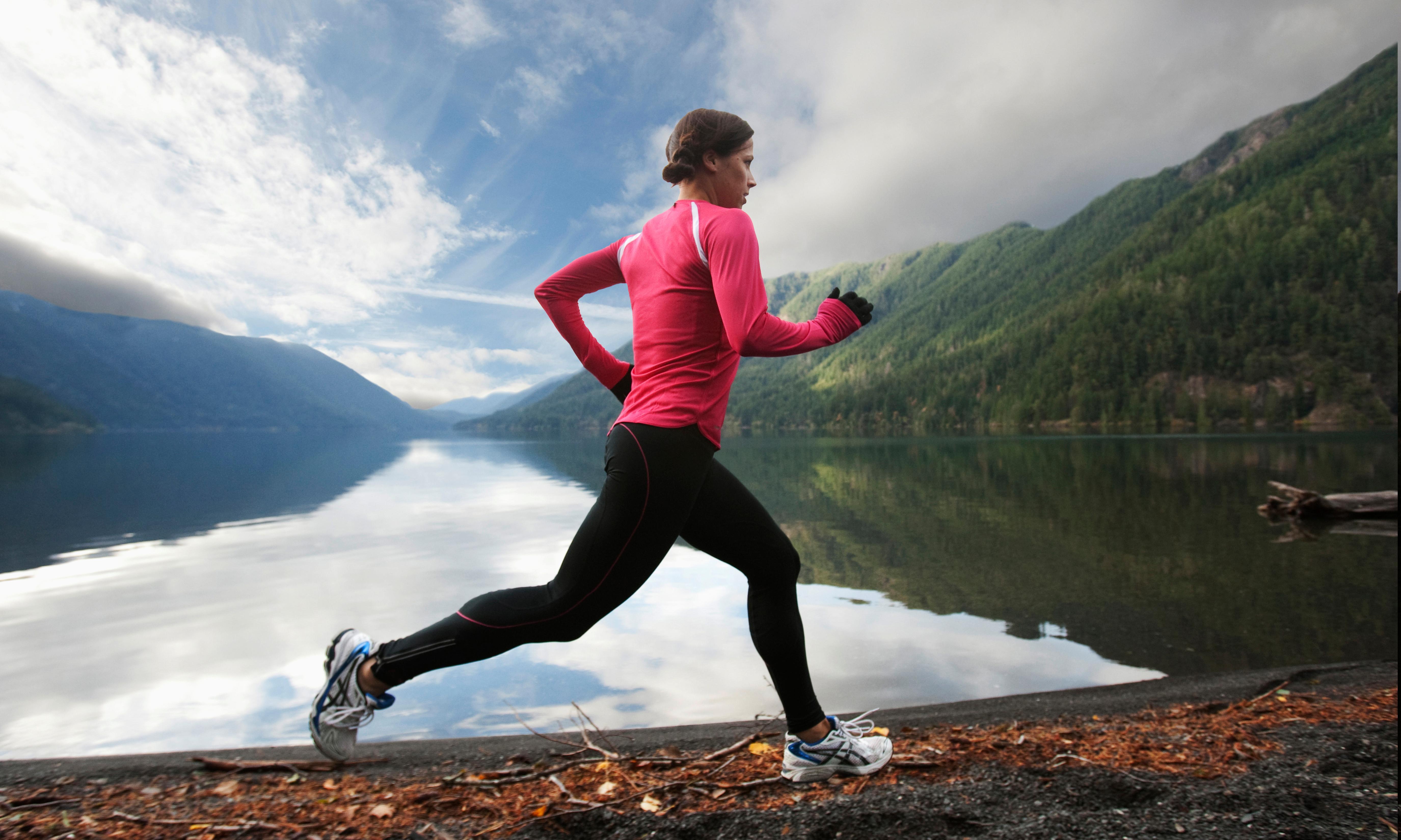 Five reasons to start trail running