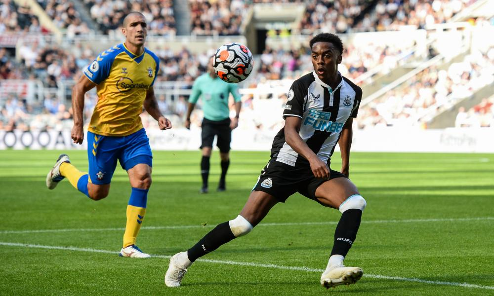 Joe Willock signed for Newcastle on a permanent deal from Arsenal after impressing on loan at the end of last season.