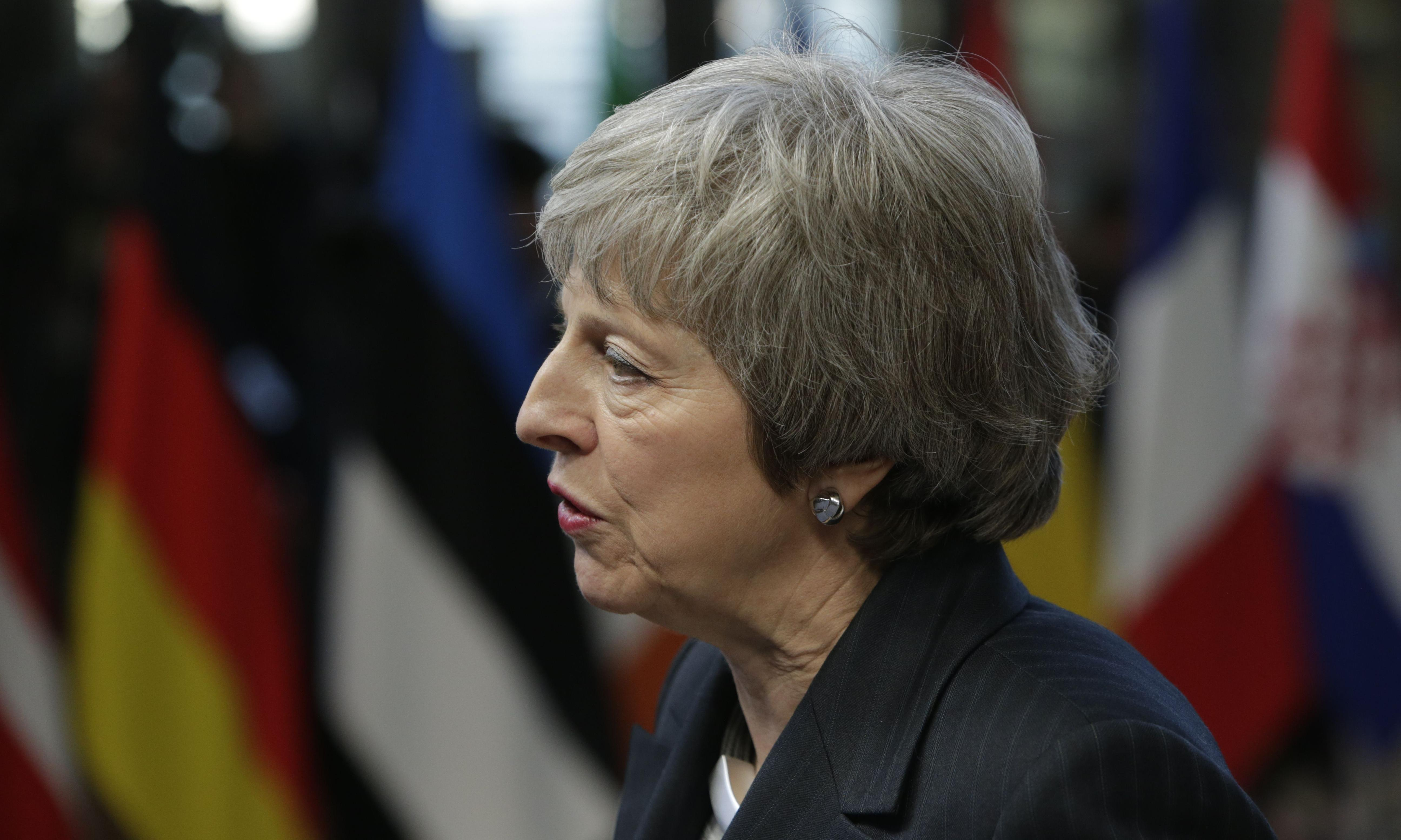 EU leaders reject May's idea to salvage her Brexit deal