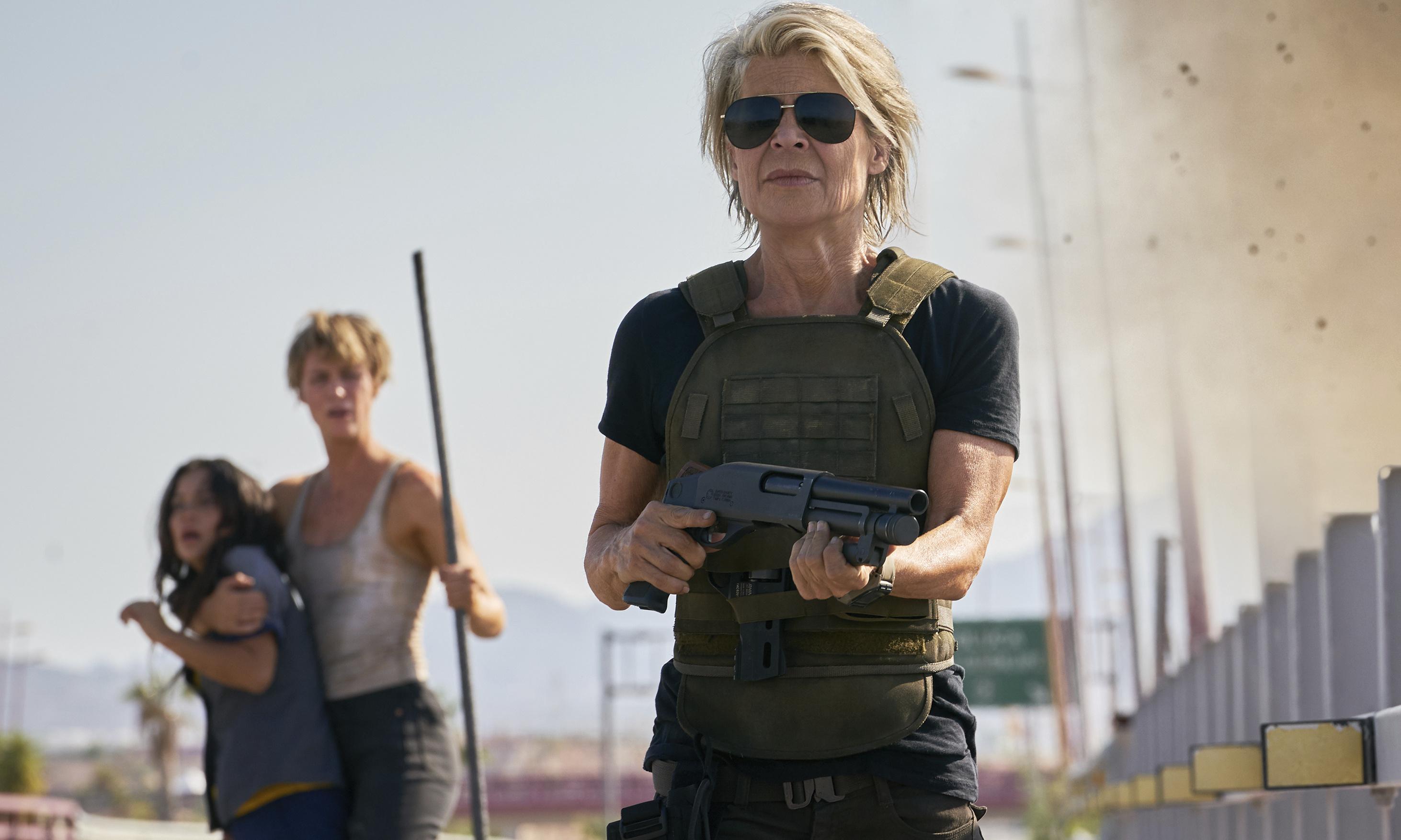 Can shifting to a female-focused future overcome Terminator: Dark Fate's bad buzz?