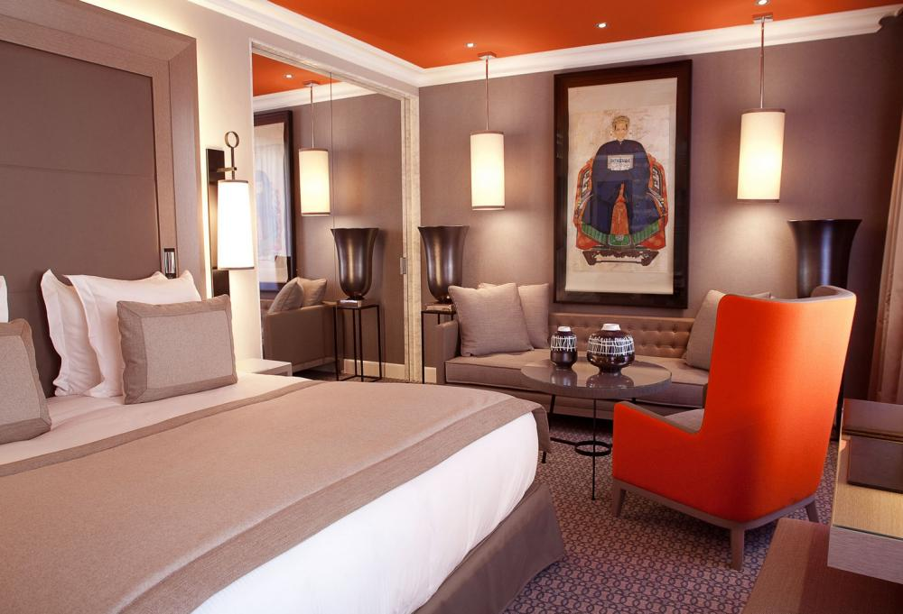 Bedroom at Alchimy