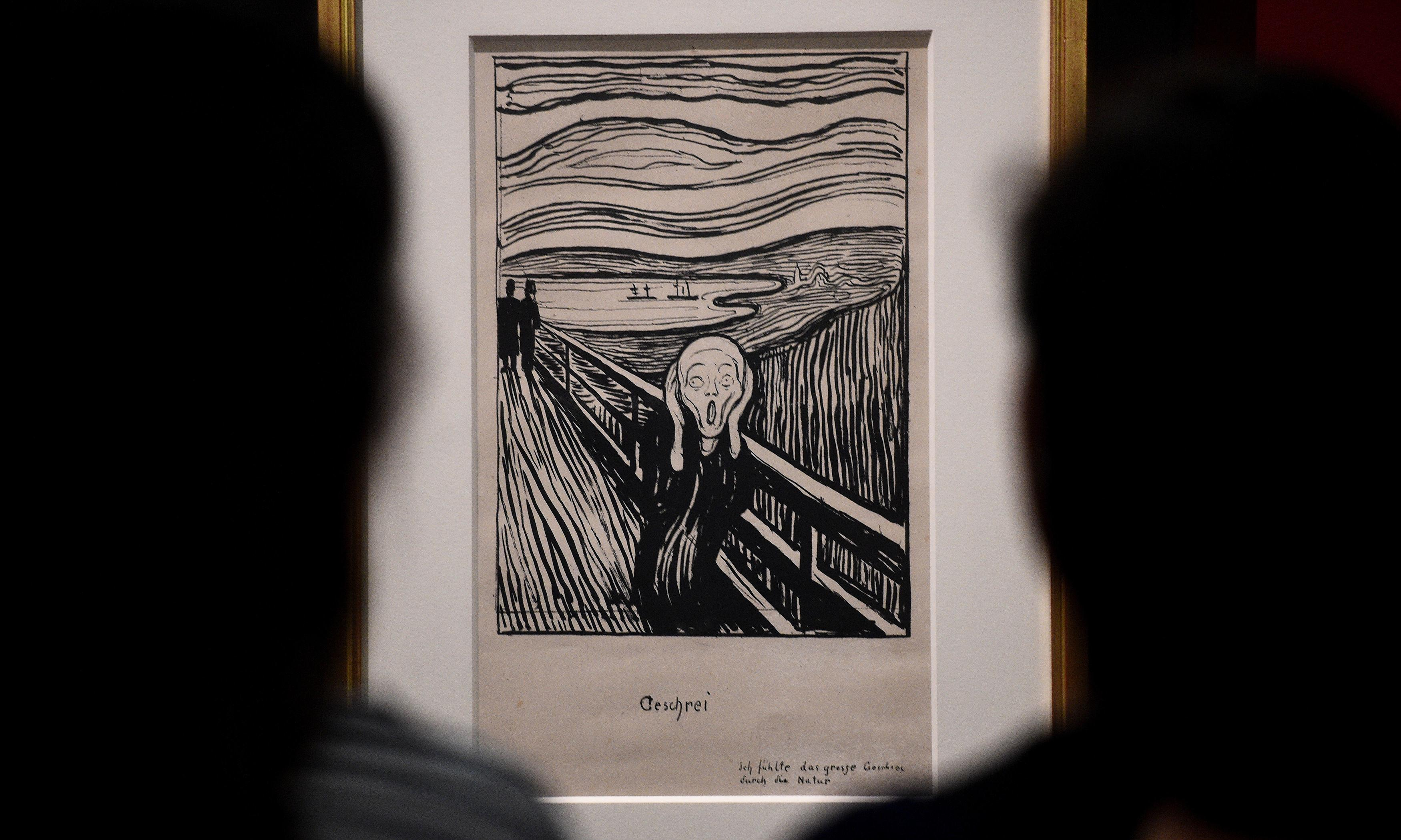 The Scream: Munch London show 'not intentionally timed with Brexit'
