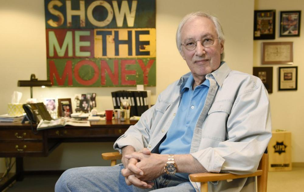 IMG STEVEN BOCHCO, American Television Showrunner, Producer, and Writer