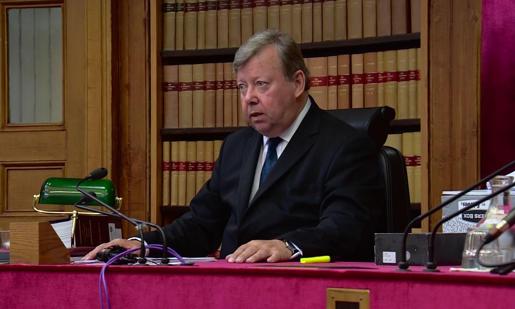 Scottish judges delay ruling in Boris Johnson contempt of court case