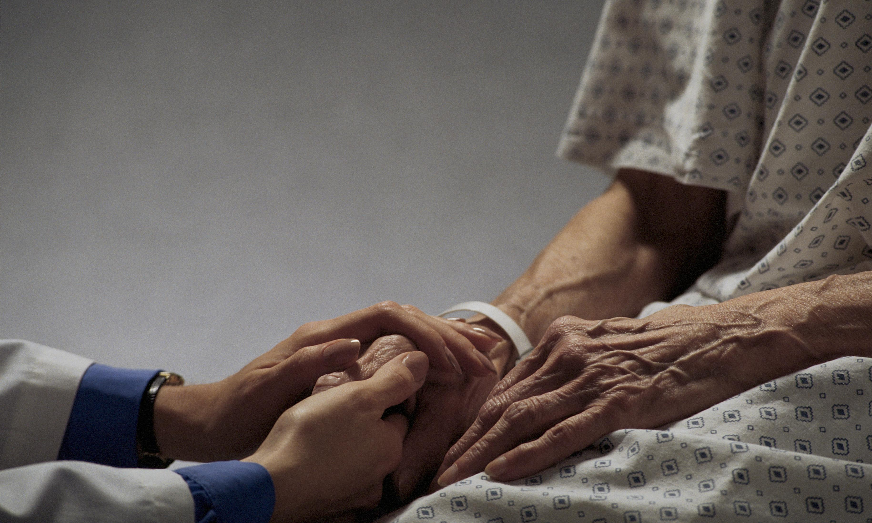 End-of-life care that should be ours by right