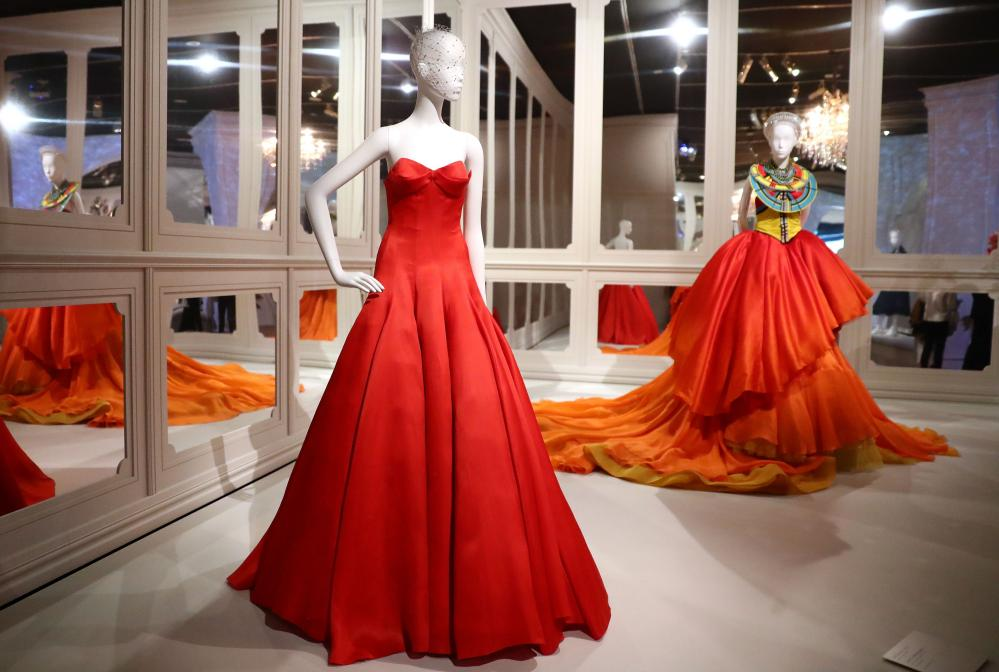 The House of Dior: 70 Years of Haute Couture