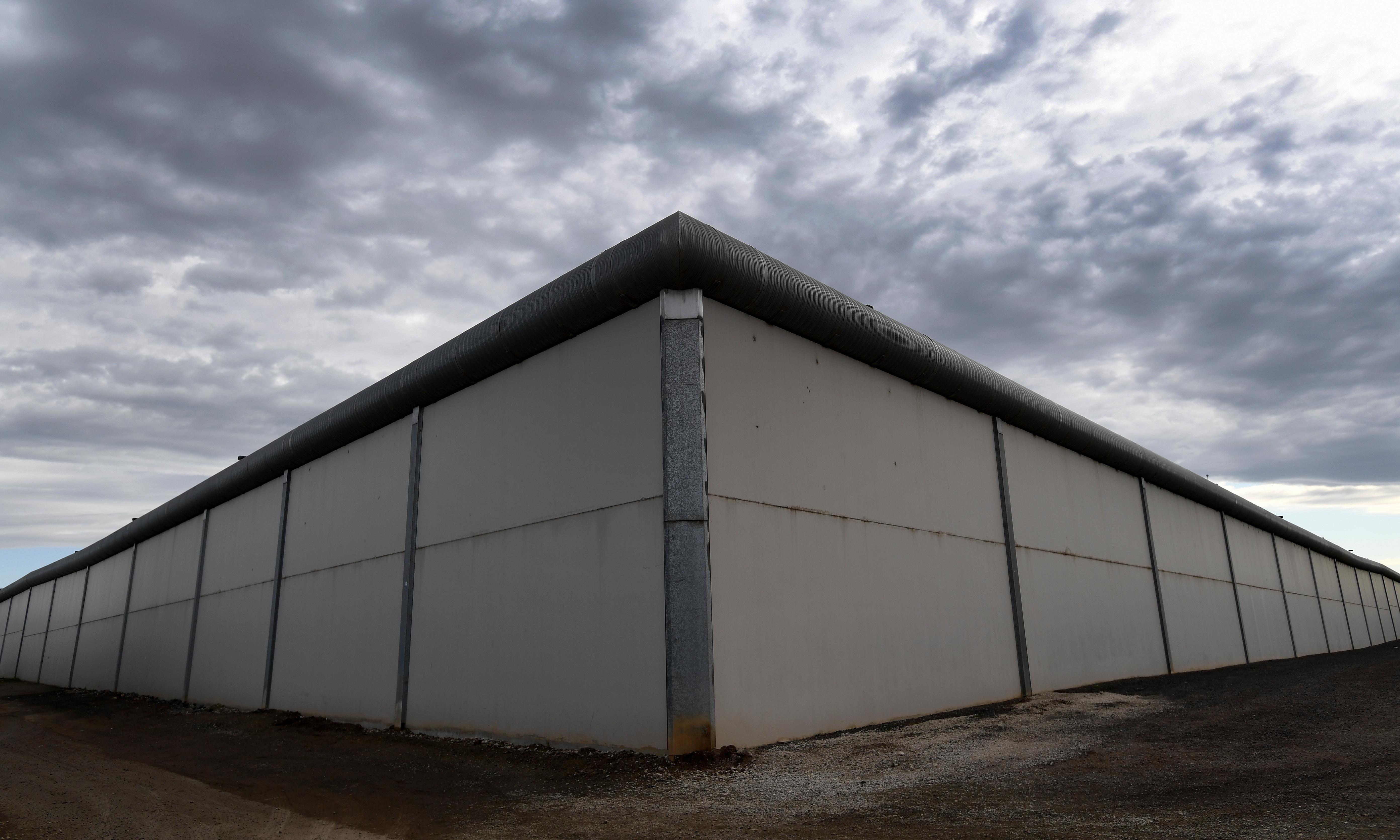 Ravenhall prison officer stood down for allegedly withholding food from Aboriginal prisoner