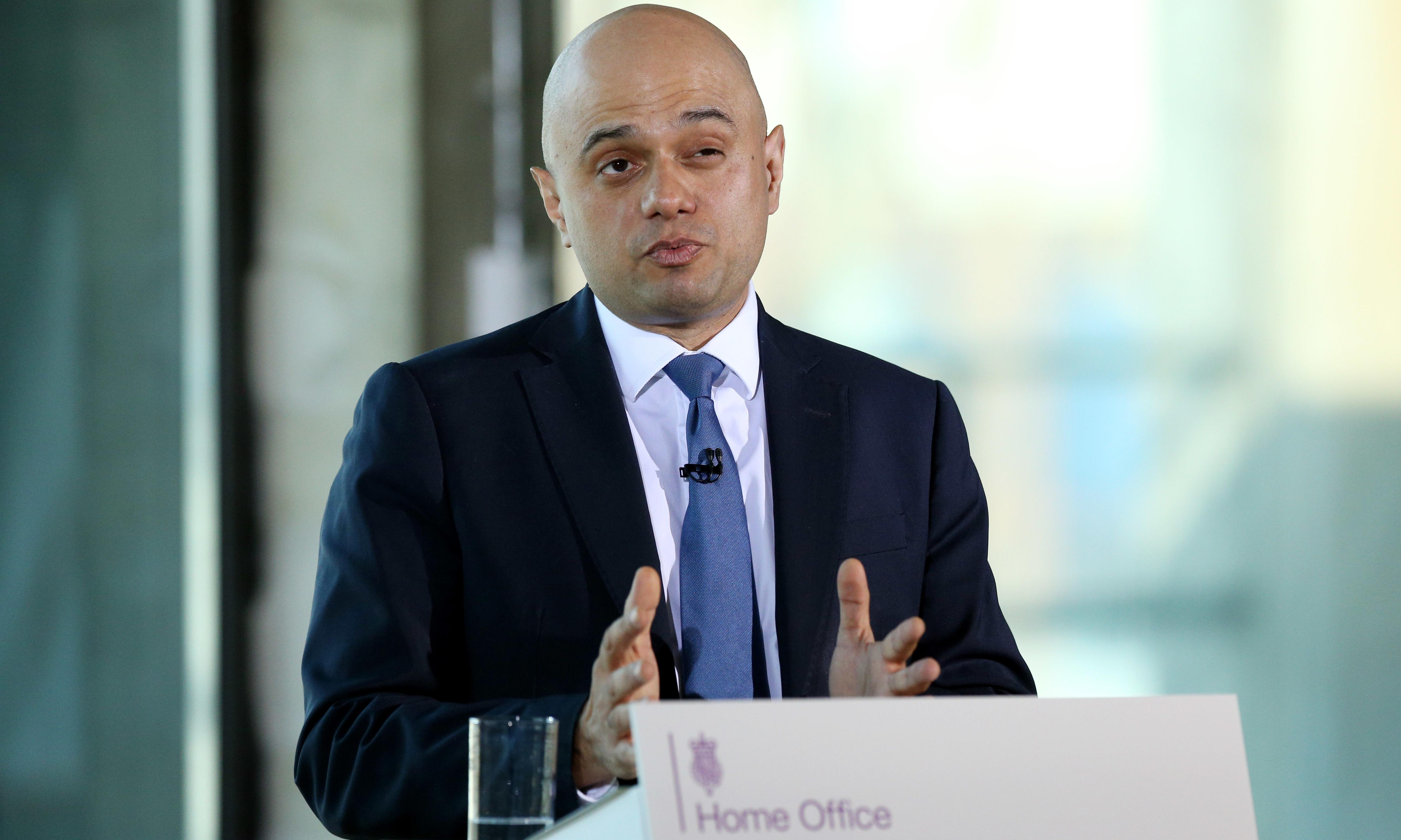 Sajid Javid must act now to right the wrongs of the latest immigration scandal