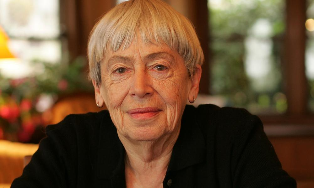 research on science fiction and ursula k le guin Ursula k le guin, the award-winning science fiction and fantasy writer who explored feminist themes and was best known for her earthsea books, died monday (benjamin brink/the oregonian via ap.