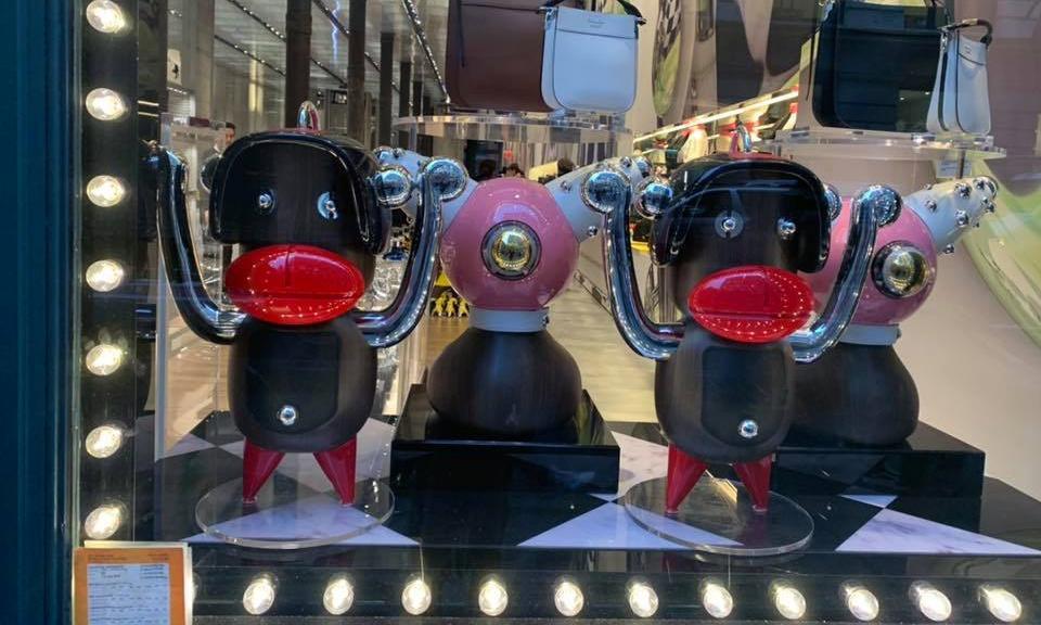 Prada pulls figurines that resembled blackface from New York store