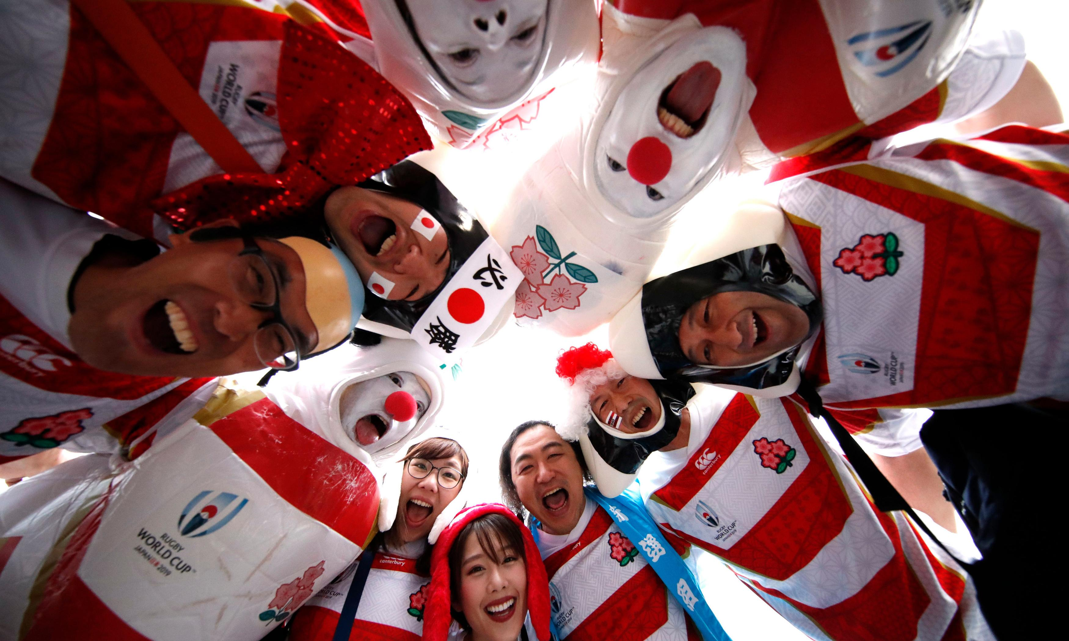 Joy and pride stirred by Japan is real value of this Rugby World Cup