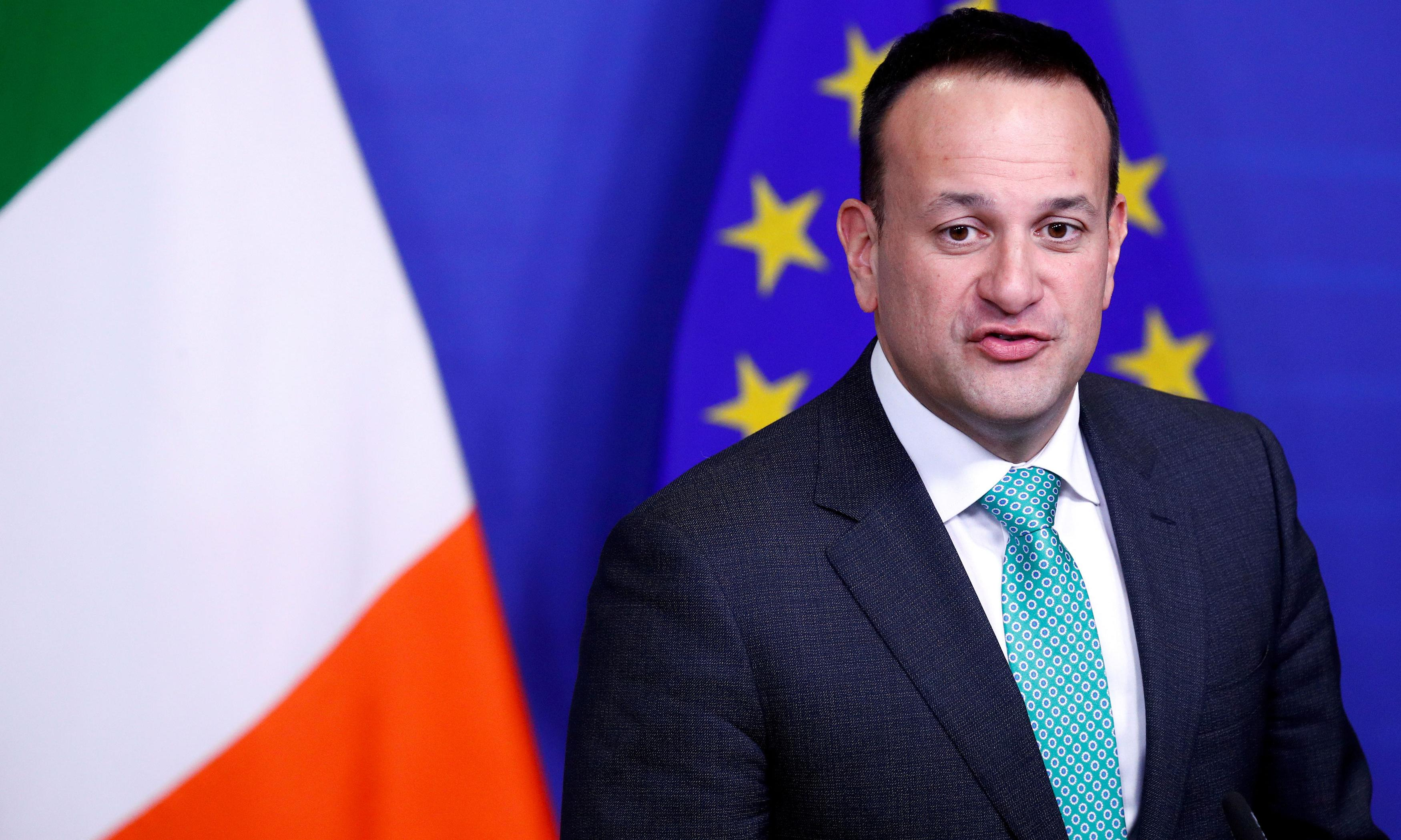Ireland steps up effort to shelter economy from no-deal Brexit
