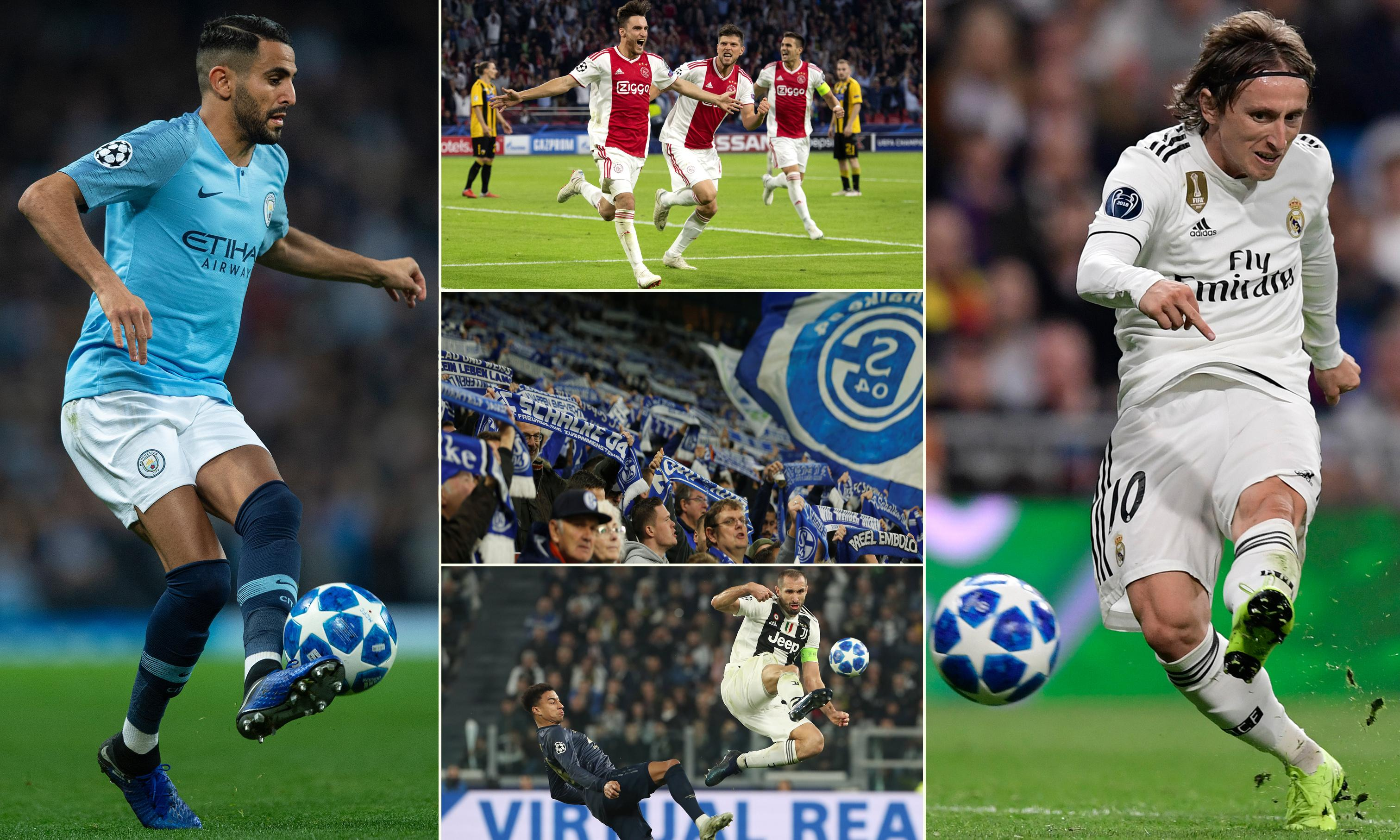 Champions League: how far will the 16 teams go in the knockout stages?