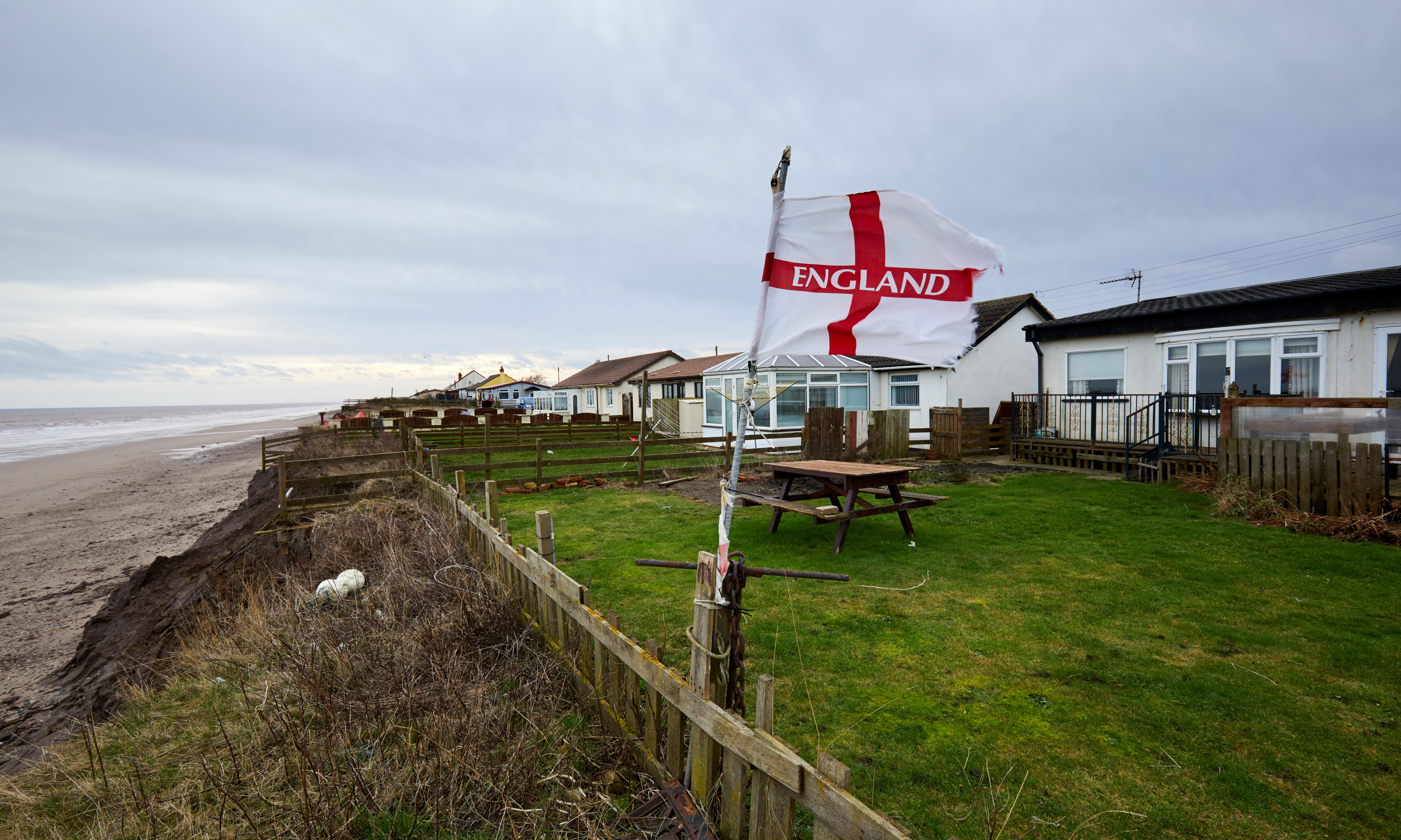 'It's a monster': the Skipsea homes falling into the North Sea