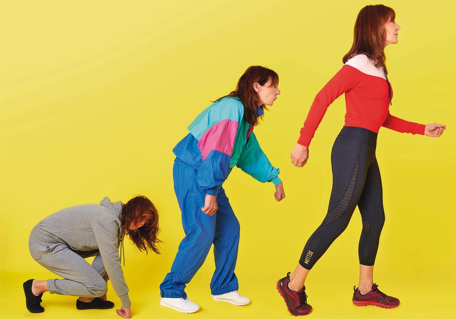 Fit in my 40s: 'Athleisure and active wear are hard to tell apart'